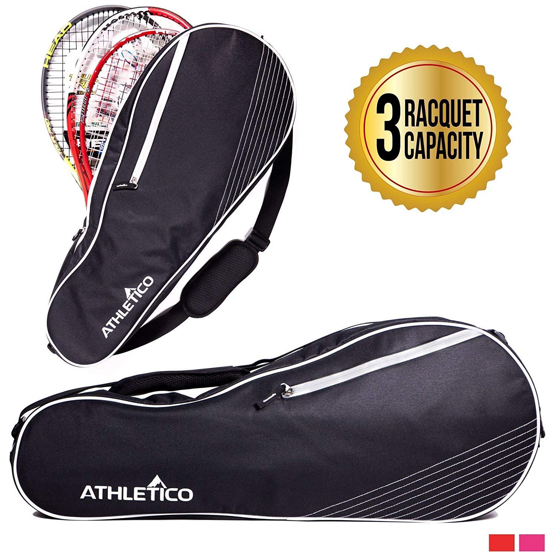 3-Racquet - Tennis Bag