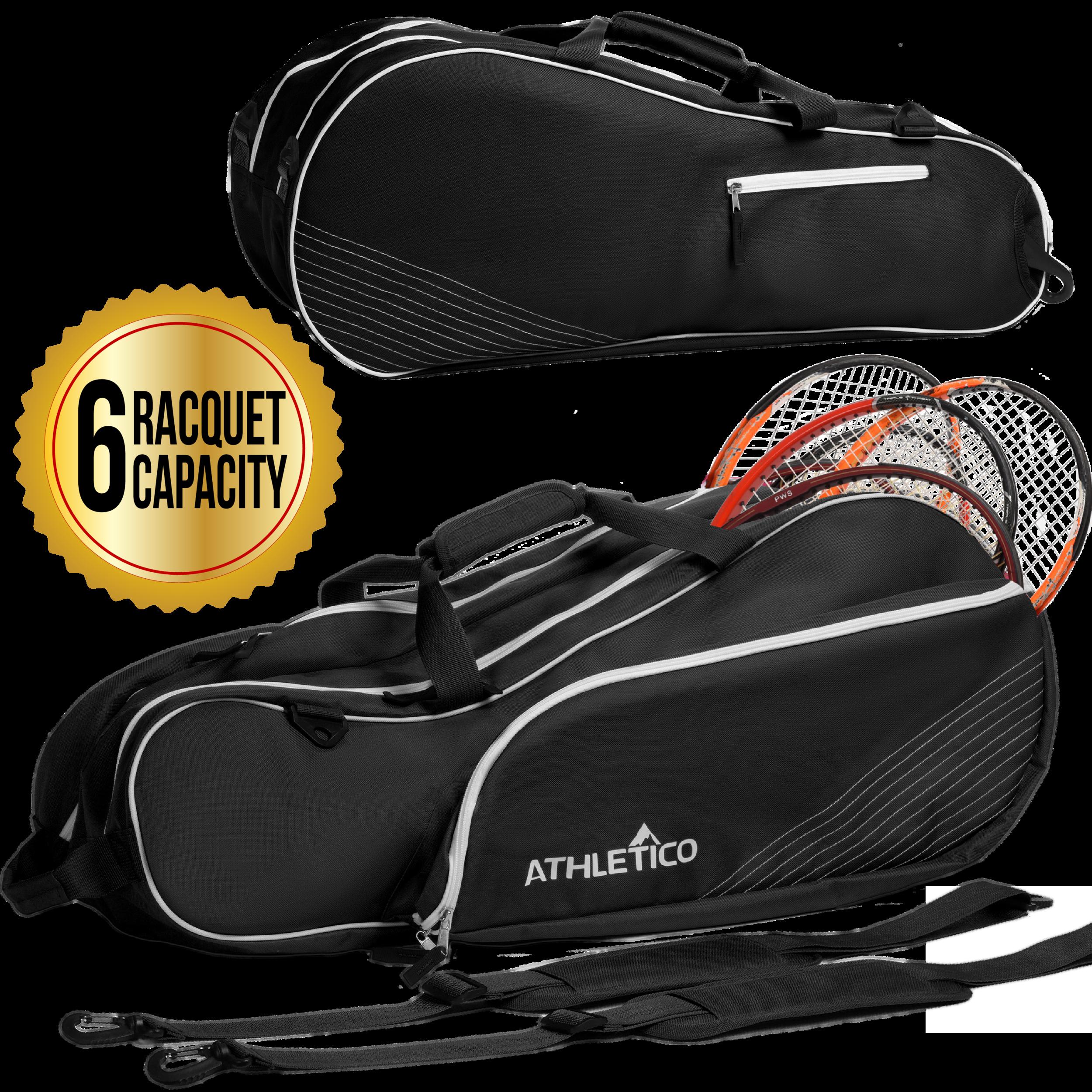 6-Racquet - Tennis Bag