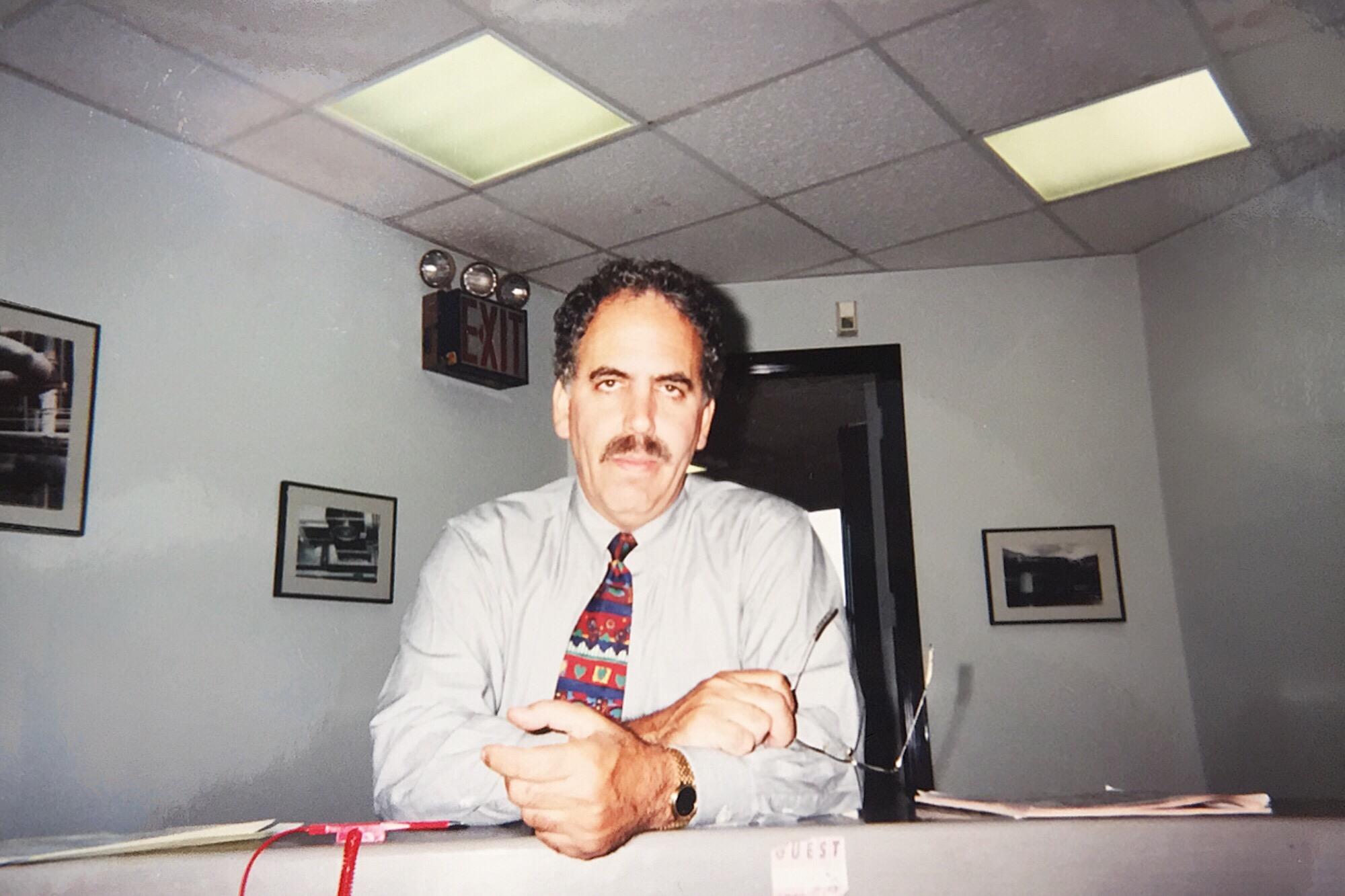 Peter Manos Sr.