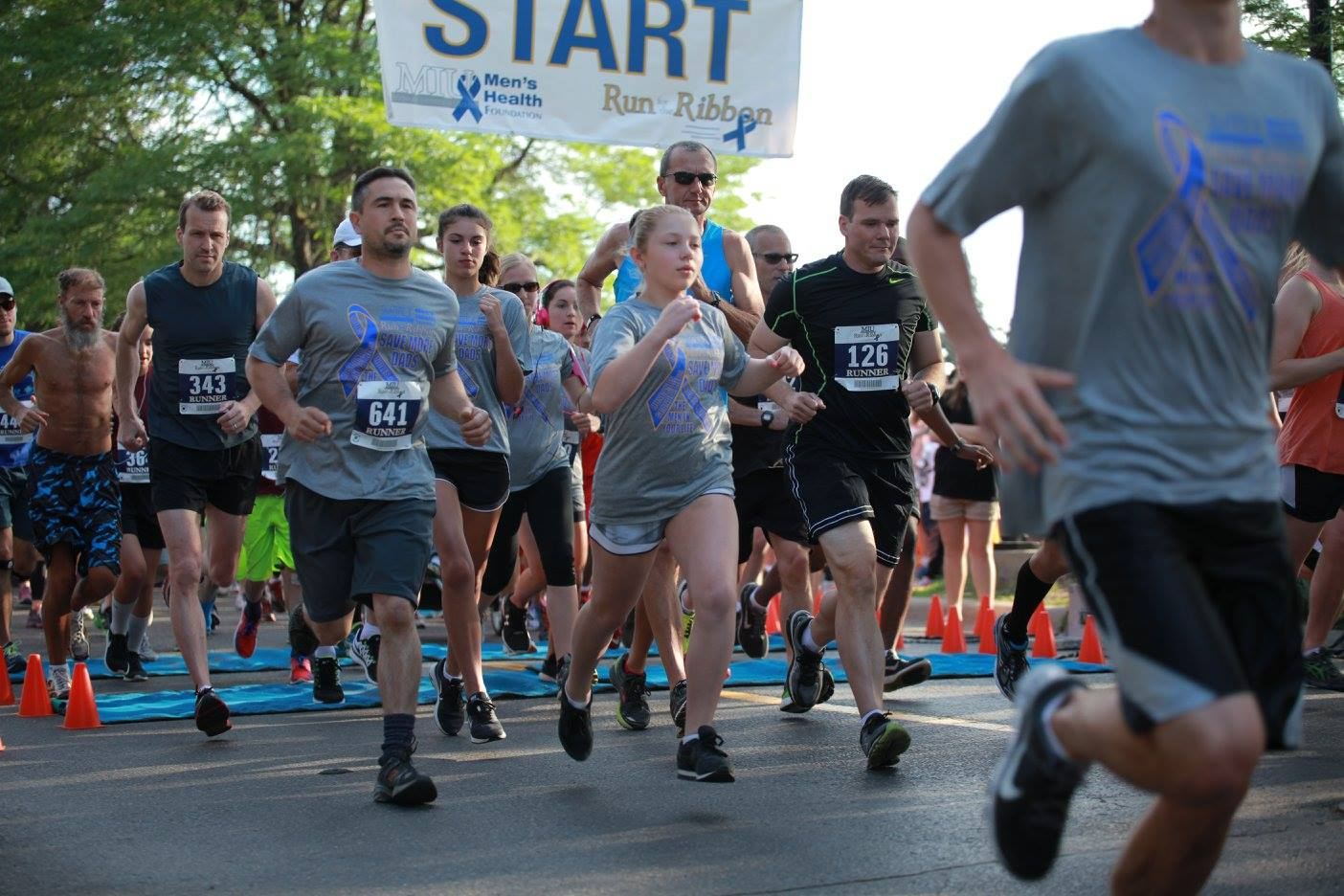 Thursday, June 13, 2019 and Sunday, June 16, 2019   11th Annual Run for the Ribbon