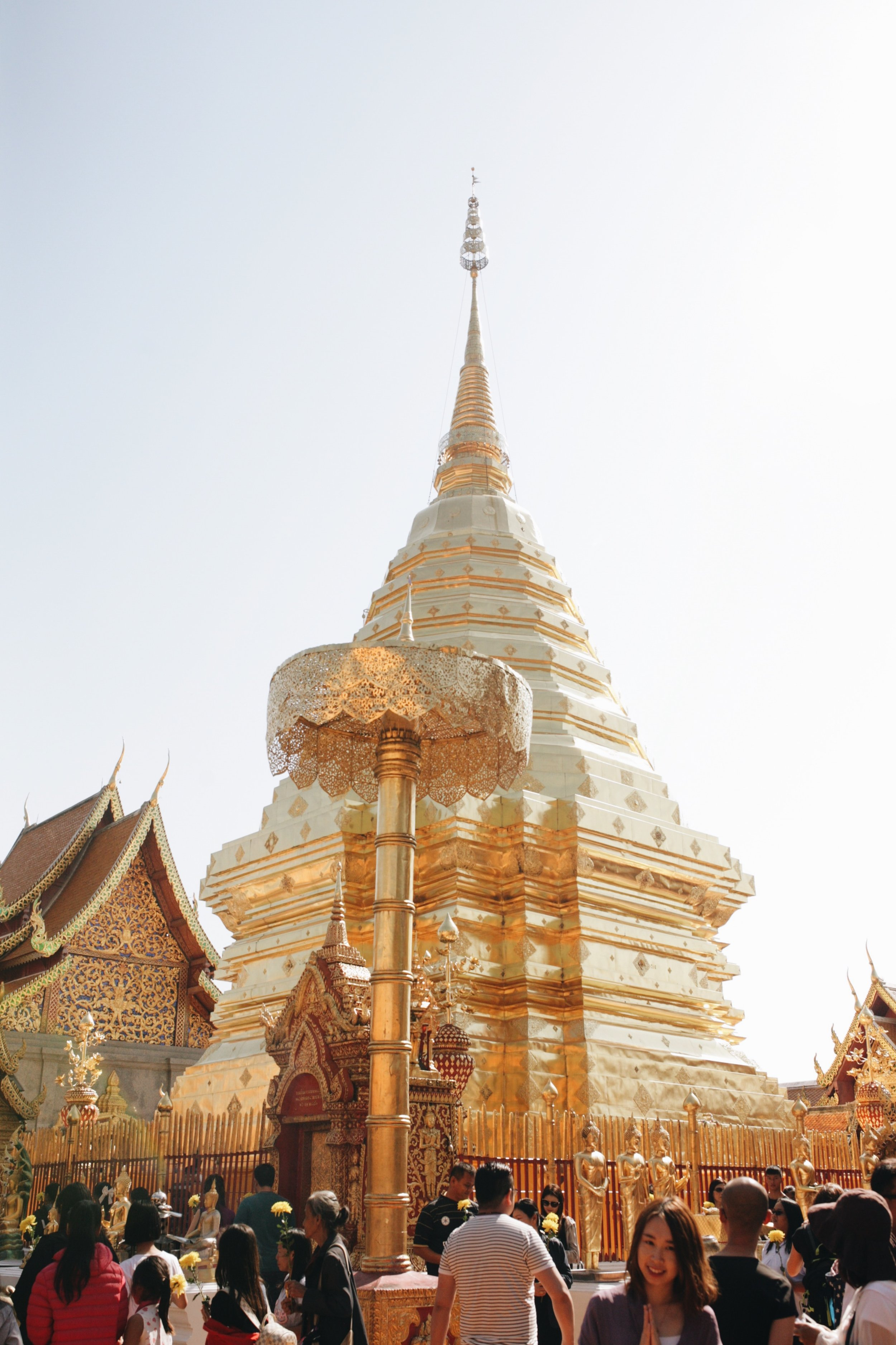 CHIANG MAI FIRST-TIMER'S GUIDE -