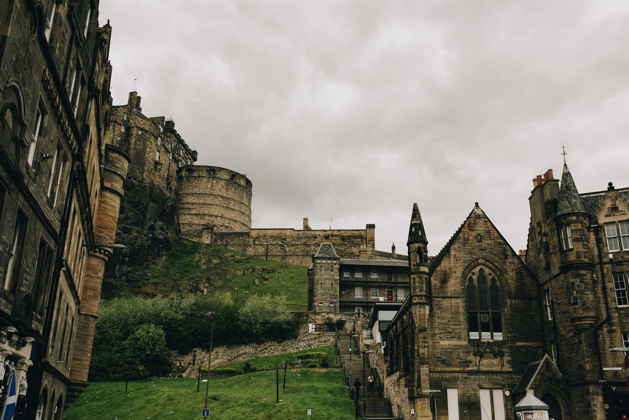 Quick City Guide: Edinburgh, Scotland -