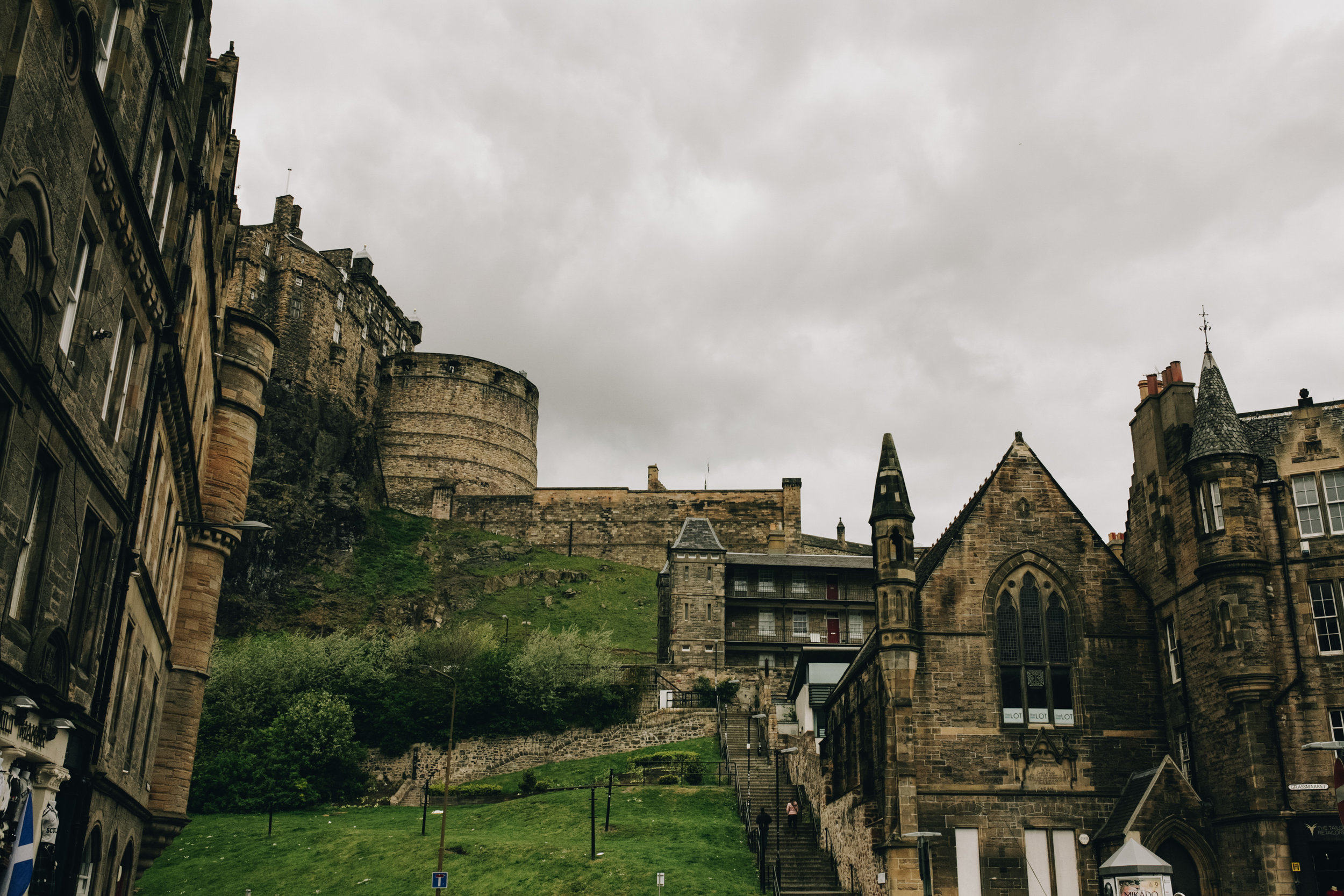Quick City Guide: Edinburgh, Scotland -