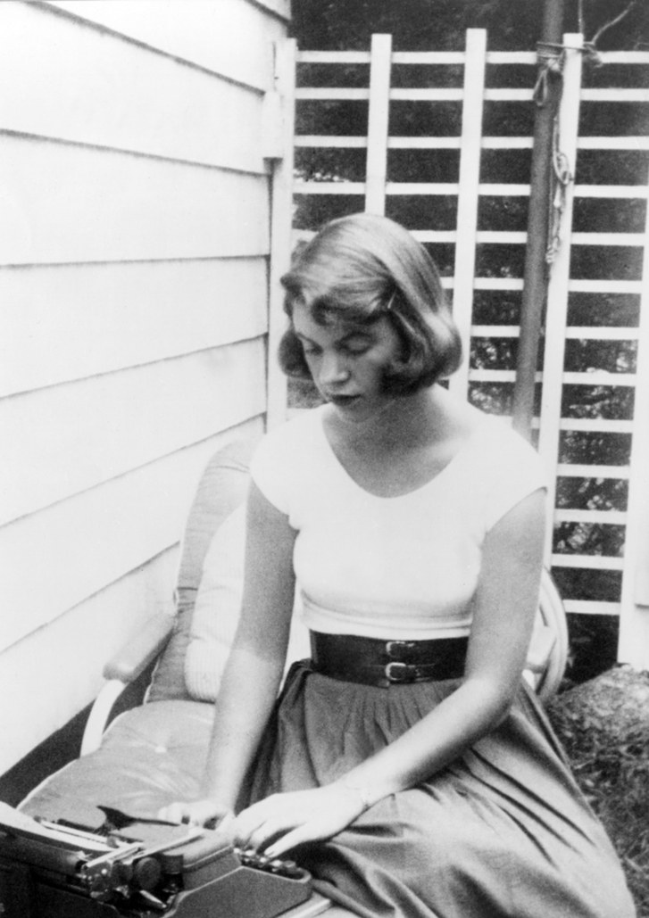 Rare Recording of Sylvia Plath