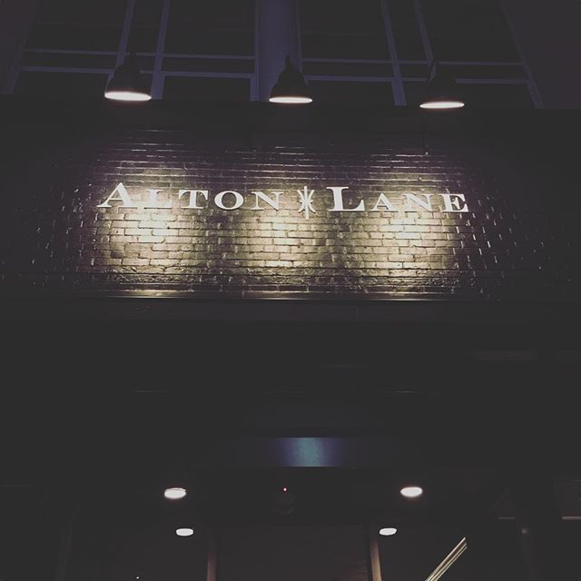 The @altonlane store front is on point! #gents when they officially open, definitely schedule an appointment to get measured for your #customsuit
