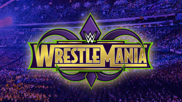 WWE/Wrestlemania 34