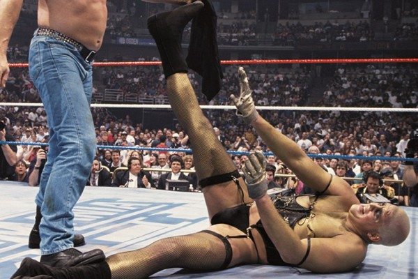 WWE/Wrestlemania 12