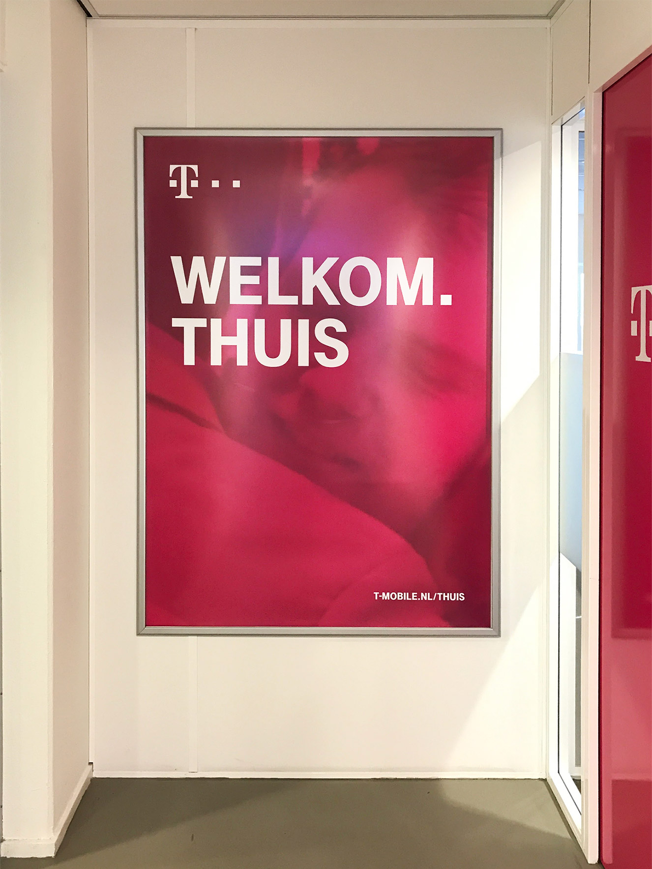 T-Mobile Thuis headquarters in Amsterdam