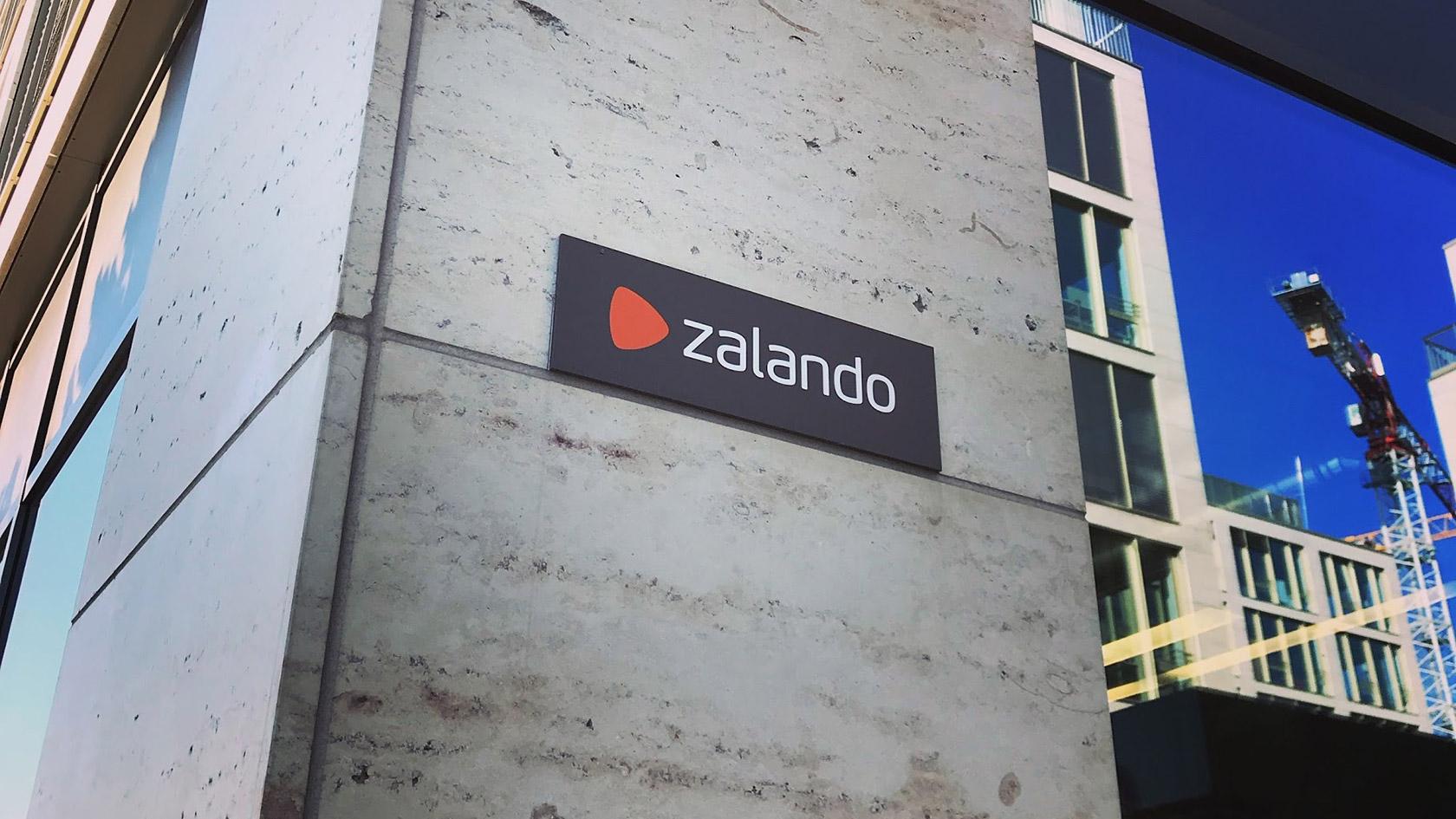 Copy of Zalando digital product