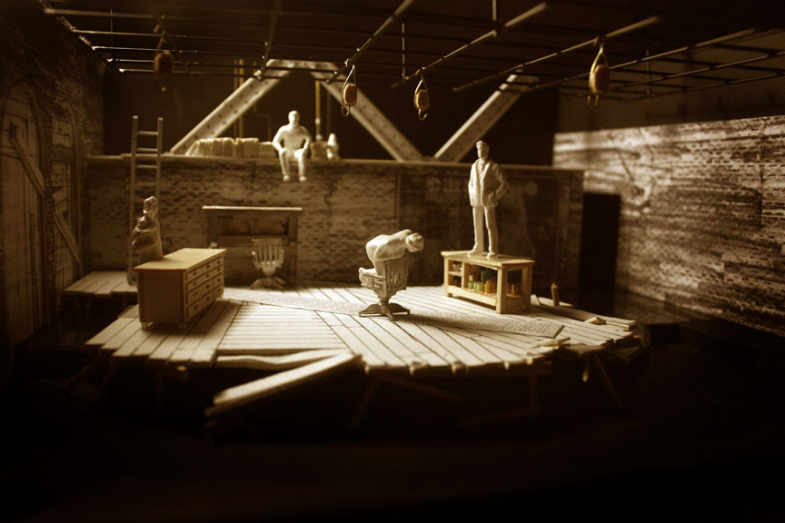 Failure: A Love Story  · Director (scenic design by Scott Davis)