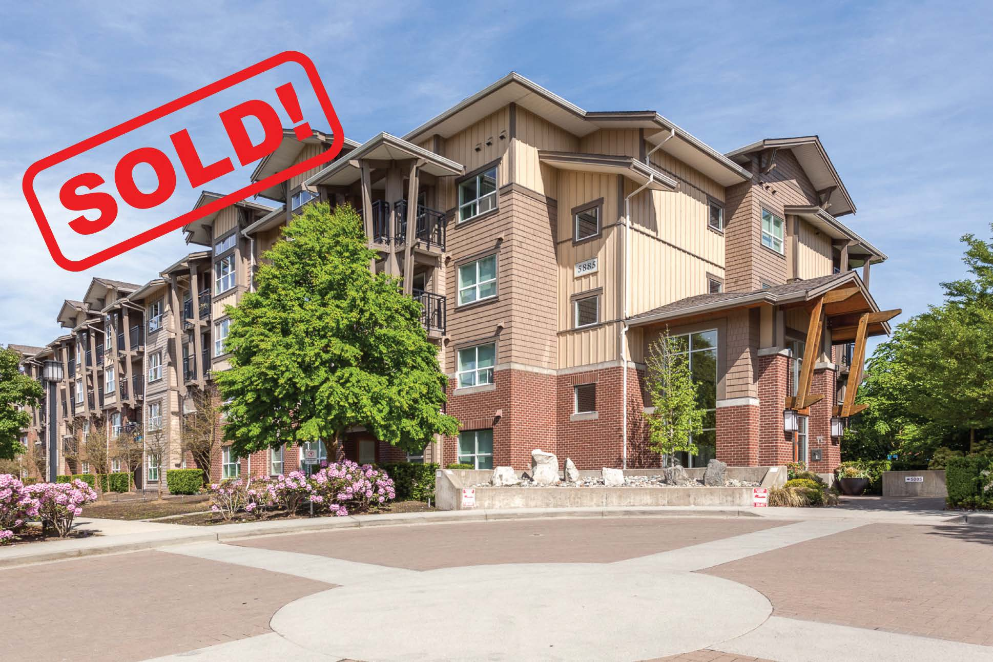 412-5885 Irmin Street   sold for: $455,000  1 Bed | 1 Bath | 613 SF