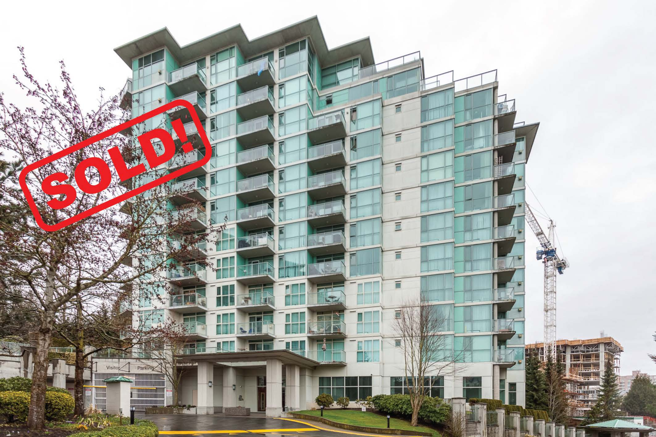 201-2763 Chandlery pl   Sold for: $486,000  2 Bed | 2 Bath | 861 SF
