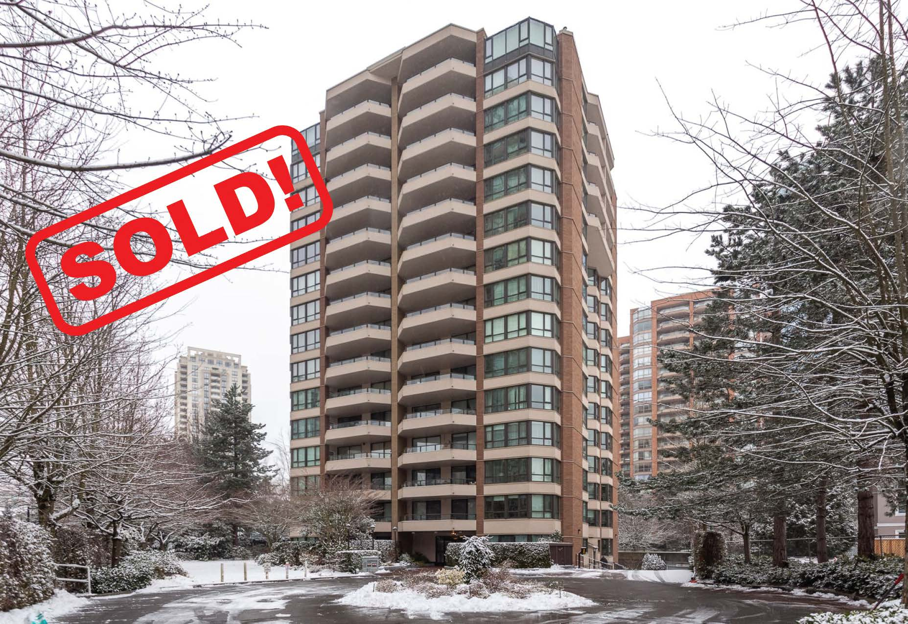1202-6152 Kathleen Avenue   sold for: $631,000  2 Bed | 2 Bath | 1,174 SF