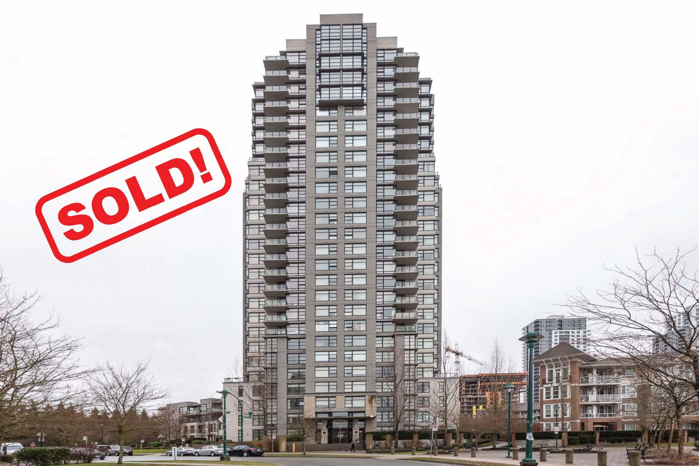 1101-5380 Oben Street   sold for: $400,000  1 Bed | 1 Bath | 574 SF