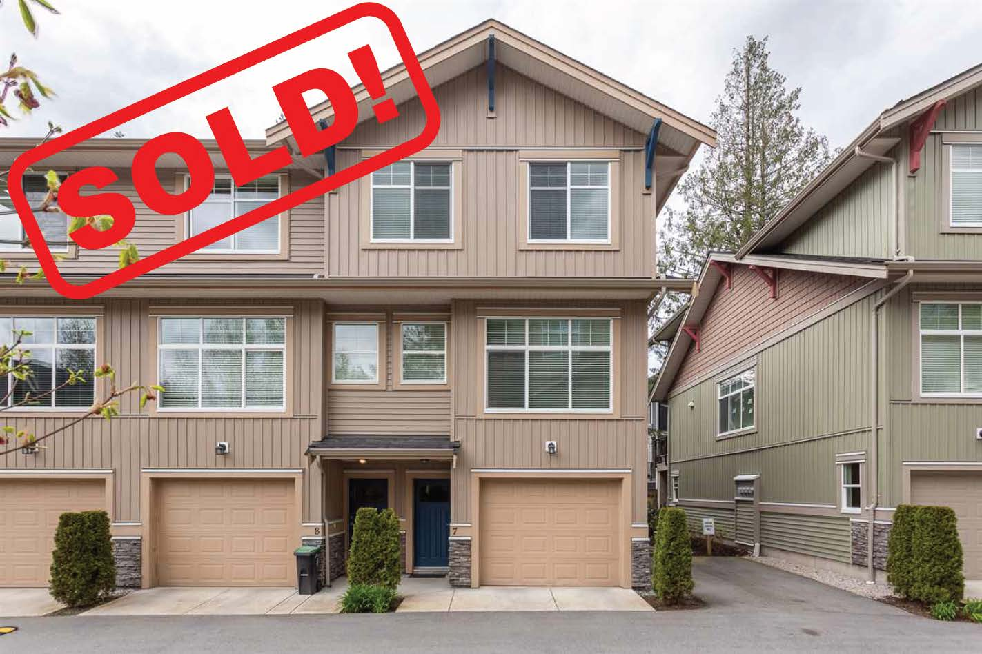 7-20967 76 Avenue   sold for: $507,500  3 Bed | 3 Bath | 1,415 SF