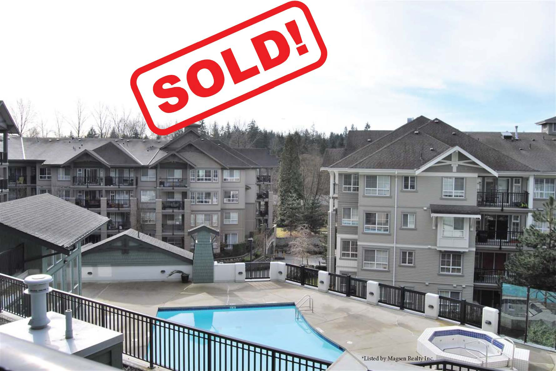 213-9098 Halston Court   sold for: $390,000  1 Bed | 1 Bath | 763 SF