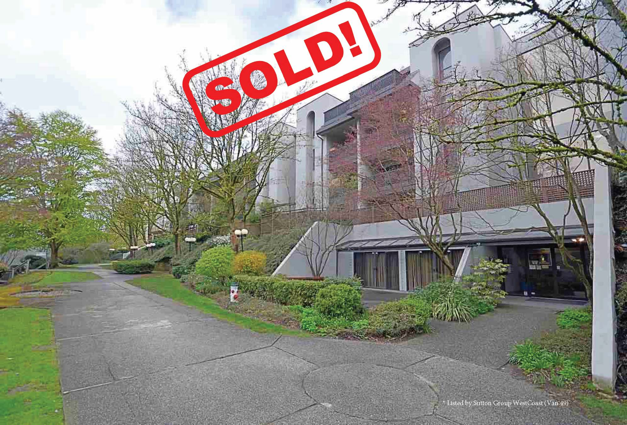 403-1945 Woodway Place   sold for: $290,000  1 Bed | 1 Bath | 691 SF