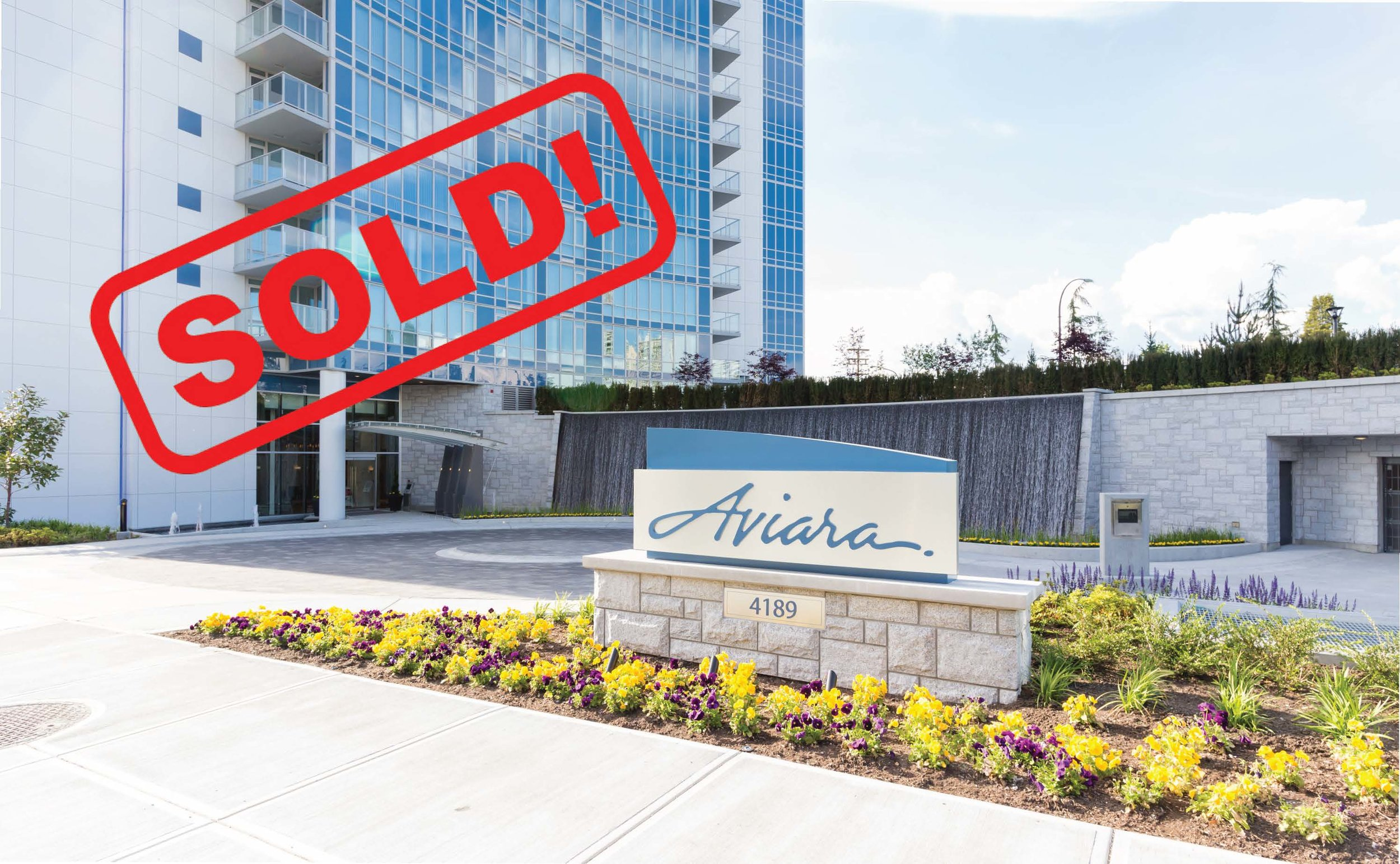3007-4189 Halifax st   SOLD FOR: $777,000  2 Bed | 2 Bath | 942 SF