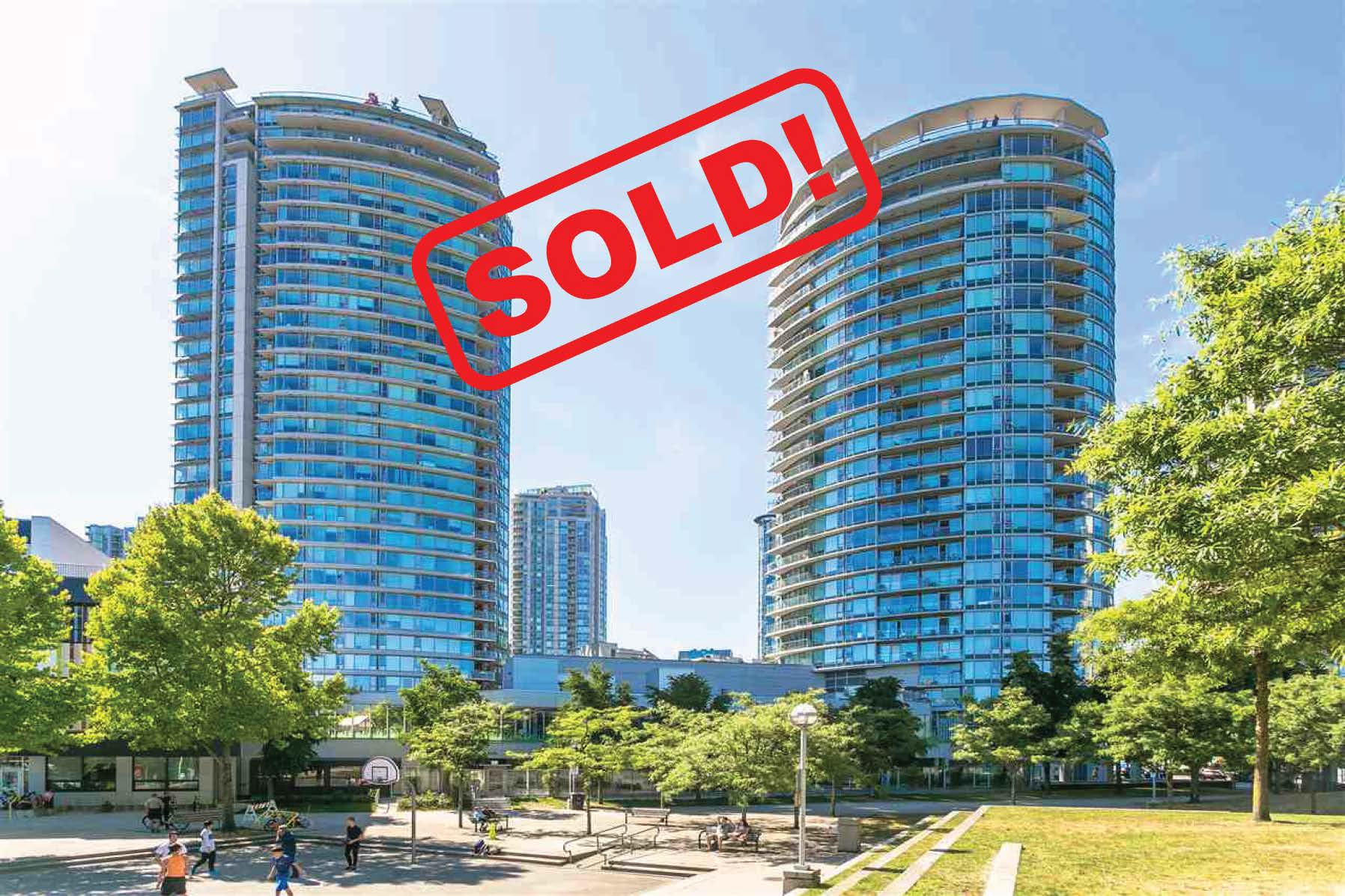 1608-58 Keefer Place   sold for: $853,000  2 Bed | 2 Bath | 842 SF