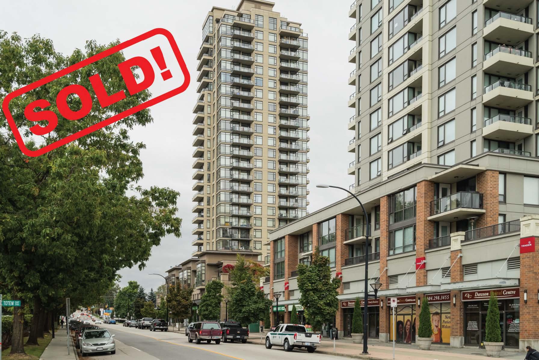 603-4250 Dawson Street   sold for: $705,000  2 Bed | 2 Bath | 887 SF