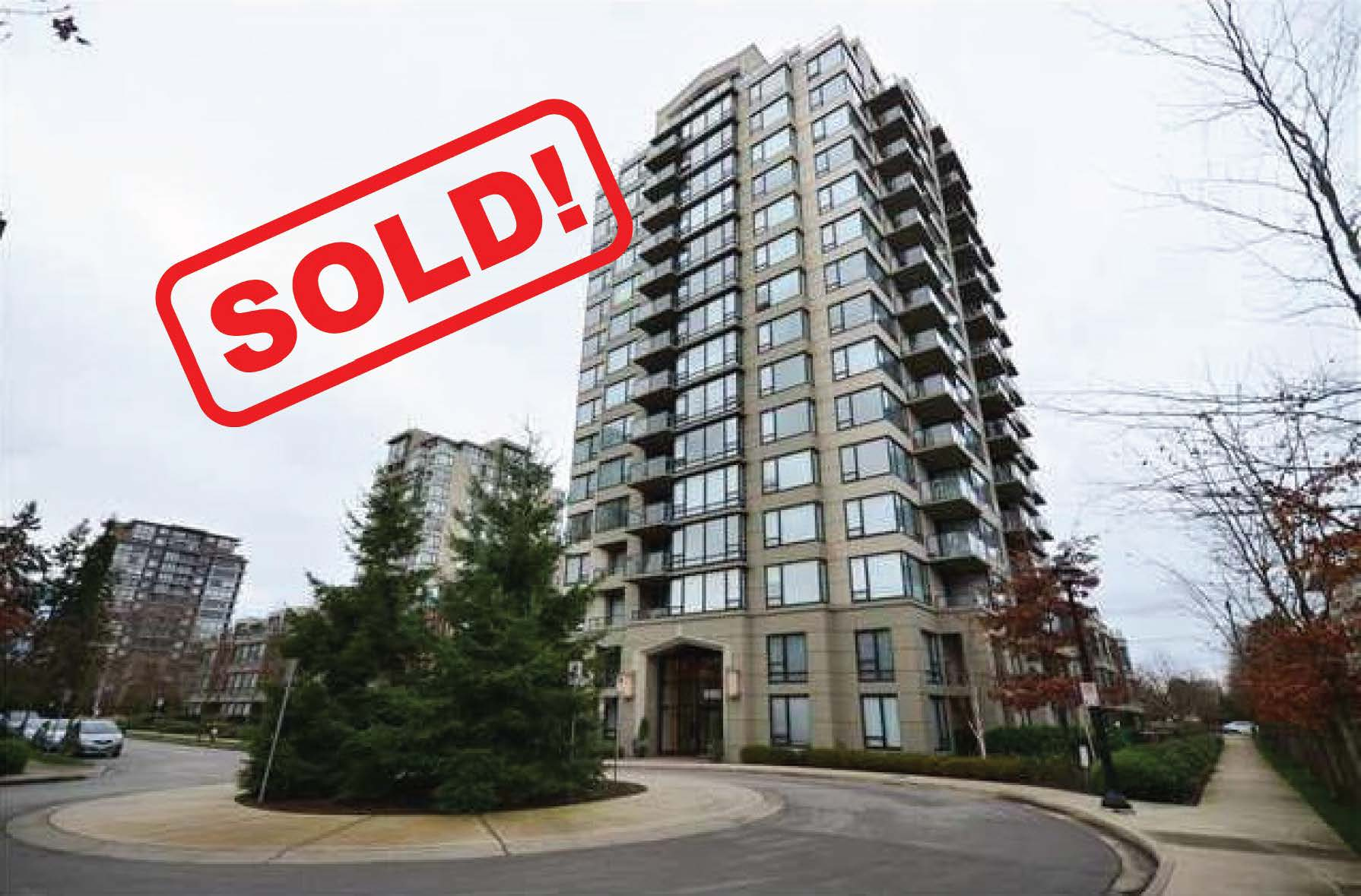 601-9180 Hemlock Drive   sold for: $568,000  2 Bed | 2 Bath | 870 SF