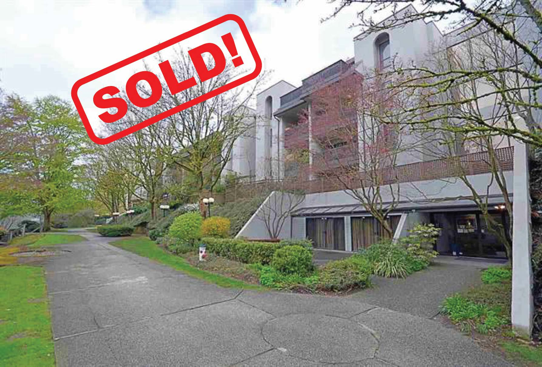 403-1945 Woodway Place   sold for: $333,000  1 BED | 1 BATH | 691 SF