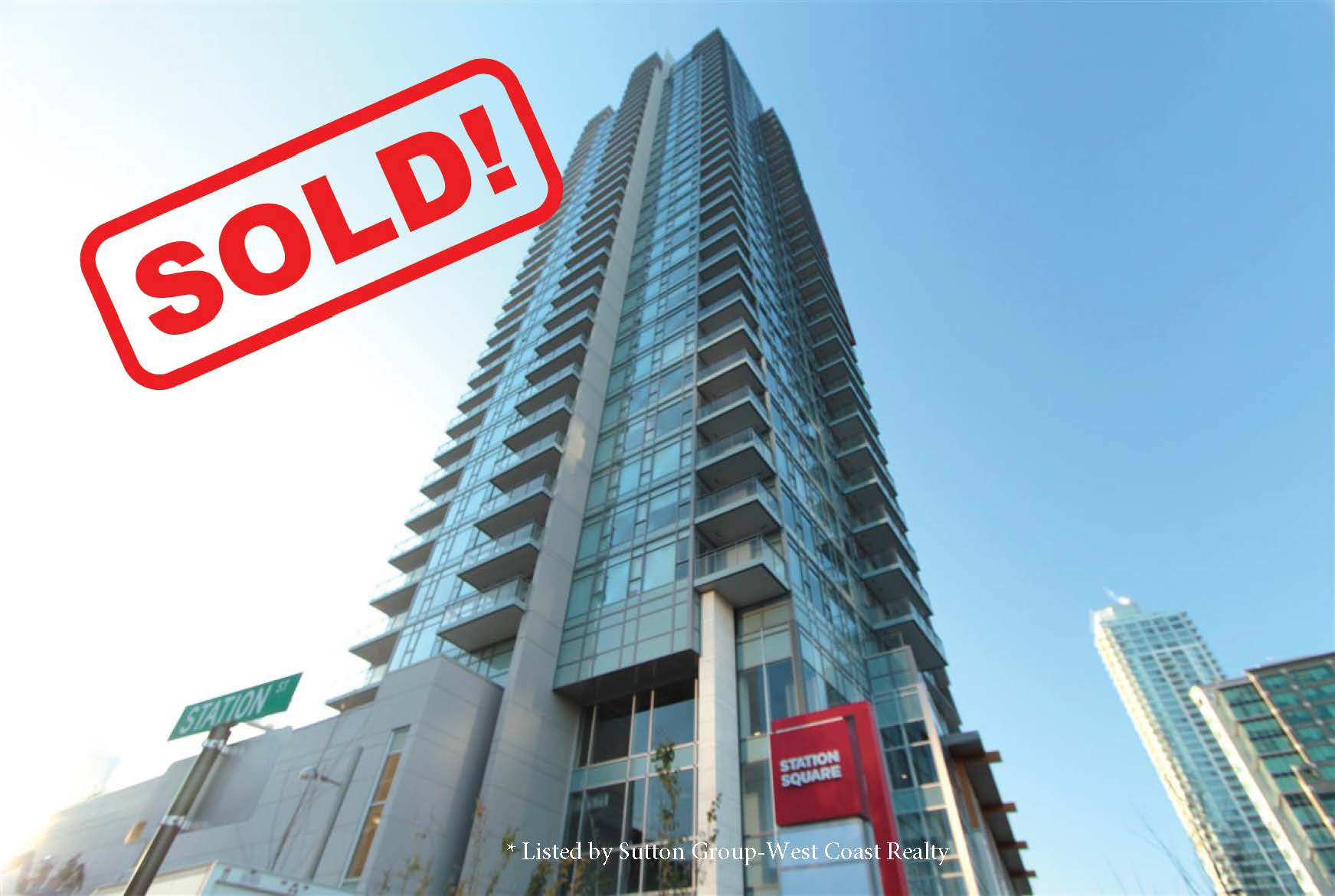 2608-4688 Kingsway   SOLD FOR: $668,000  1 Bed | 1 Bath | 596 SF