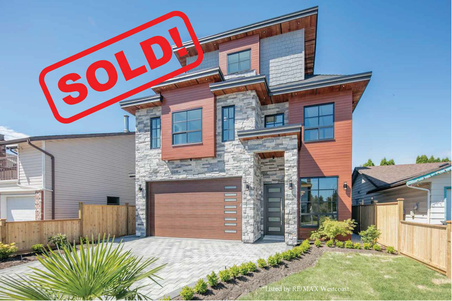 4817 Mahood Drive   SOLD FOR: $2,047,619  5 BED | 5 BATH | 3,547 SF