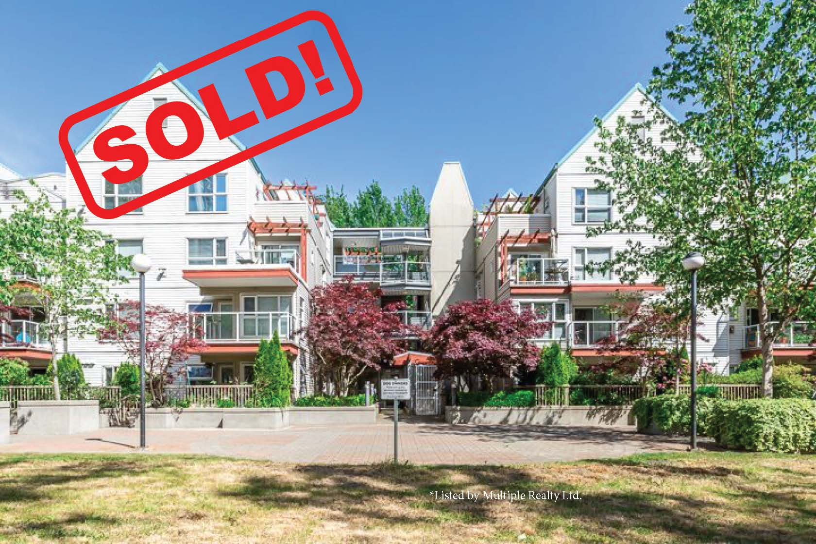 D102-9838 Whalley Blvd.   sold for: $384,000  2 Bed | 2 Bath | 1,106 SF