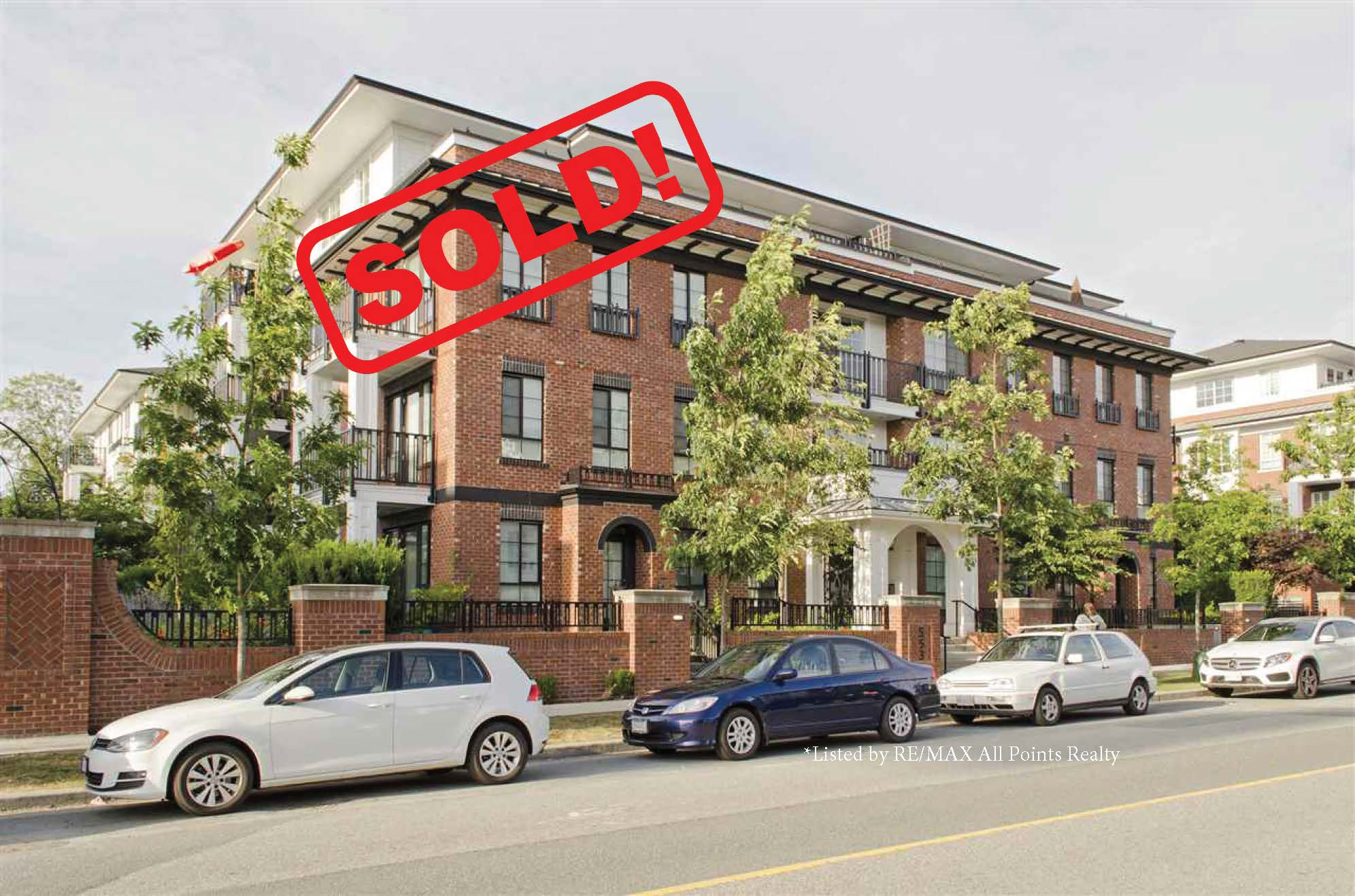 106-553 Foster Avenue   SOLD FOR: $525,000  1 BED | 2 BATH | 766 SF