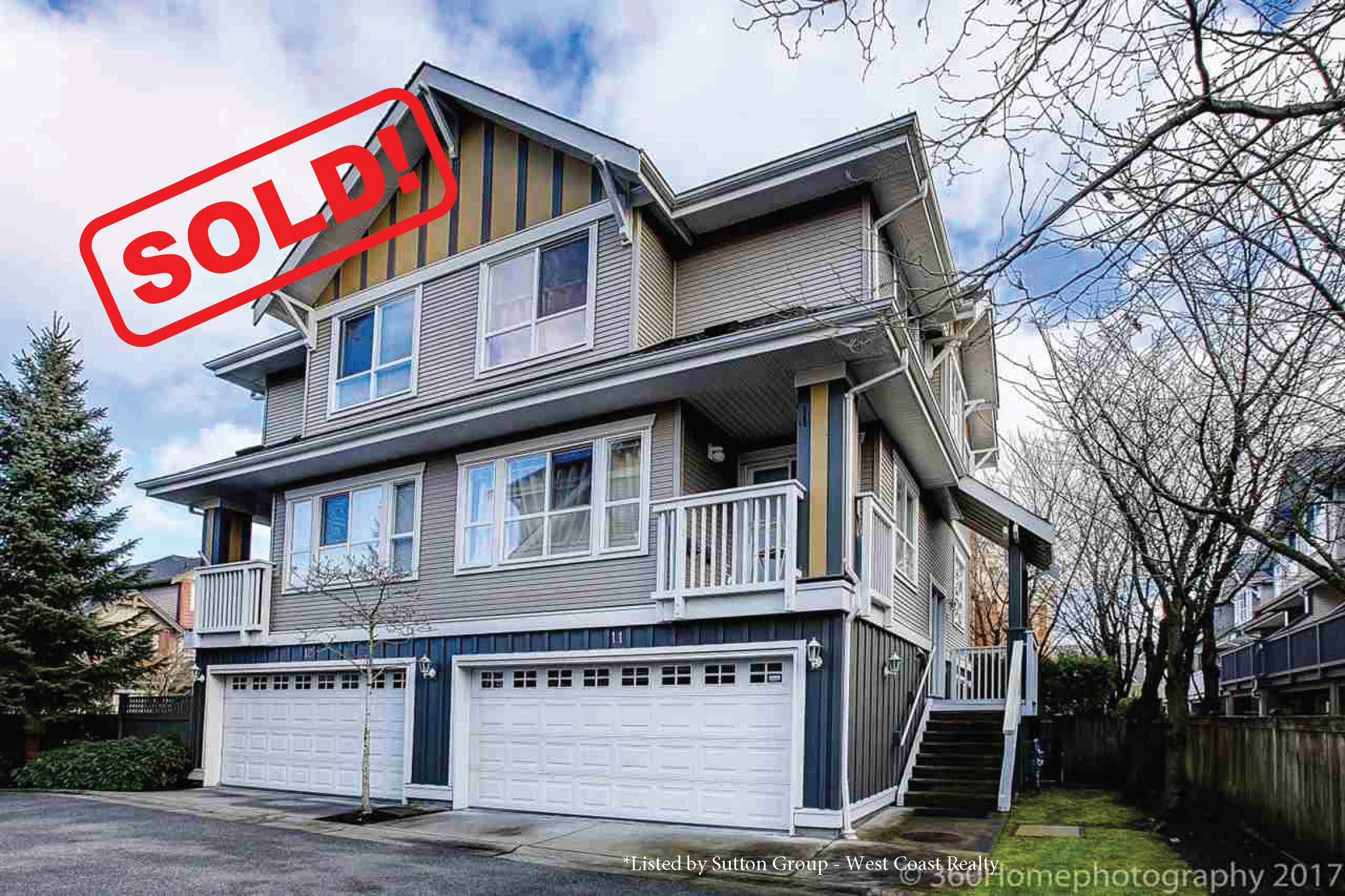 11-7833 Heather Street   SOLD FOR: $885,000  4 Bed | 3 Bath | 1,484 SF