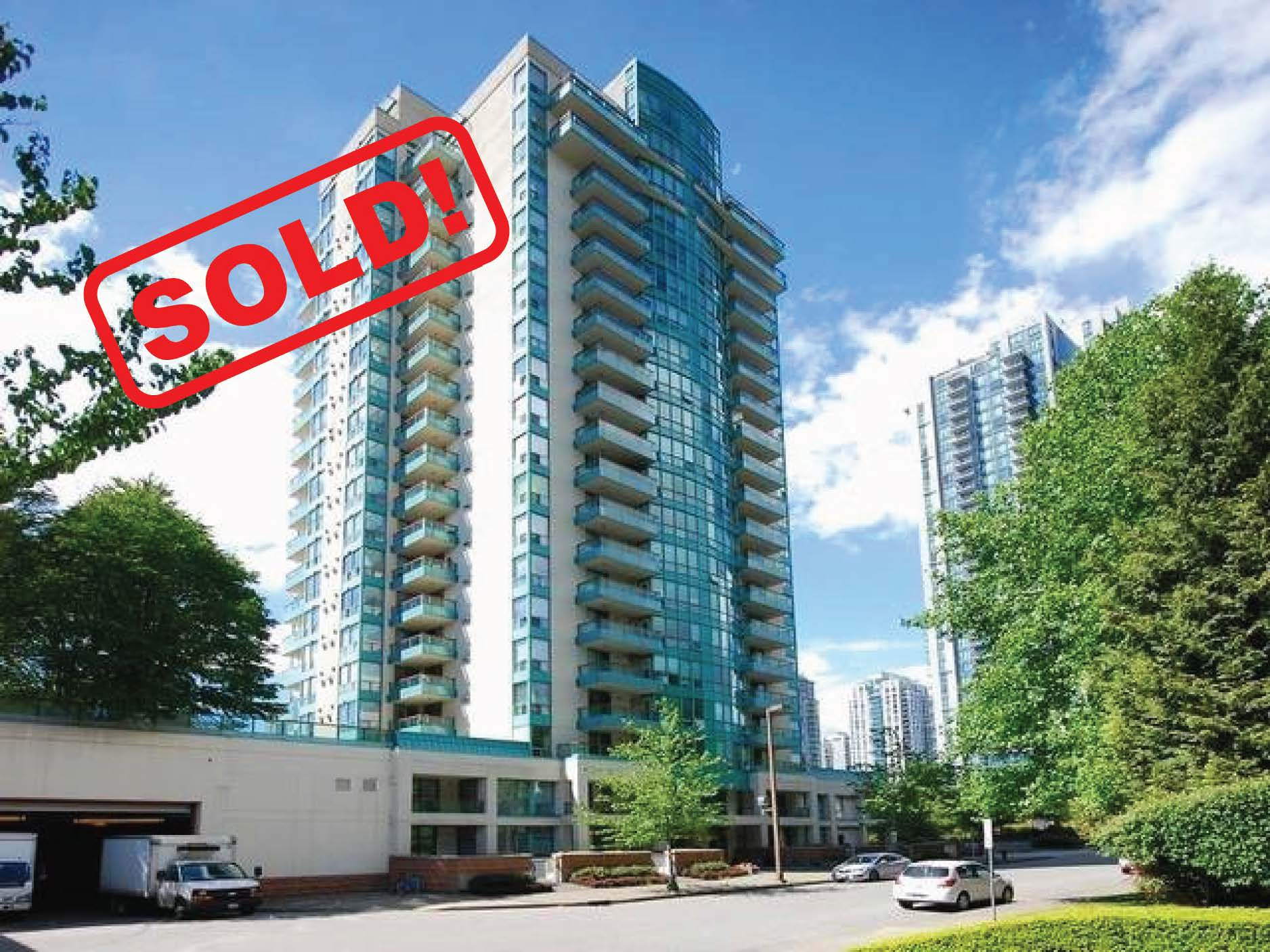 405-1148 HEFFLEY CRESCENT     SOLD FOR: $572,000  2 BED | 2 BATH | 847 SF