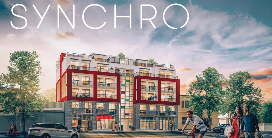 SYNCHRO - By Bold Properties