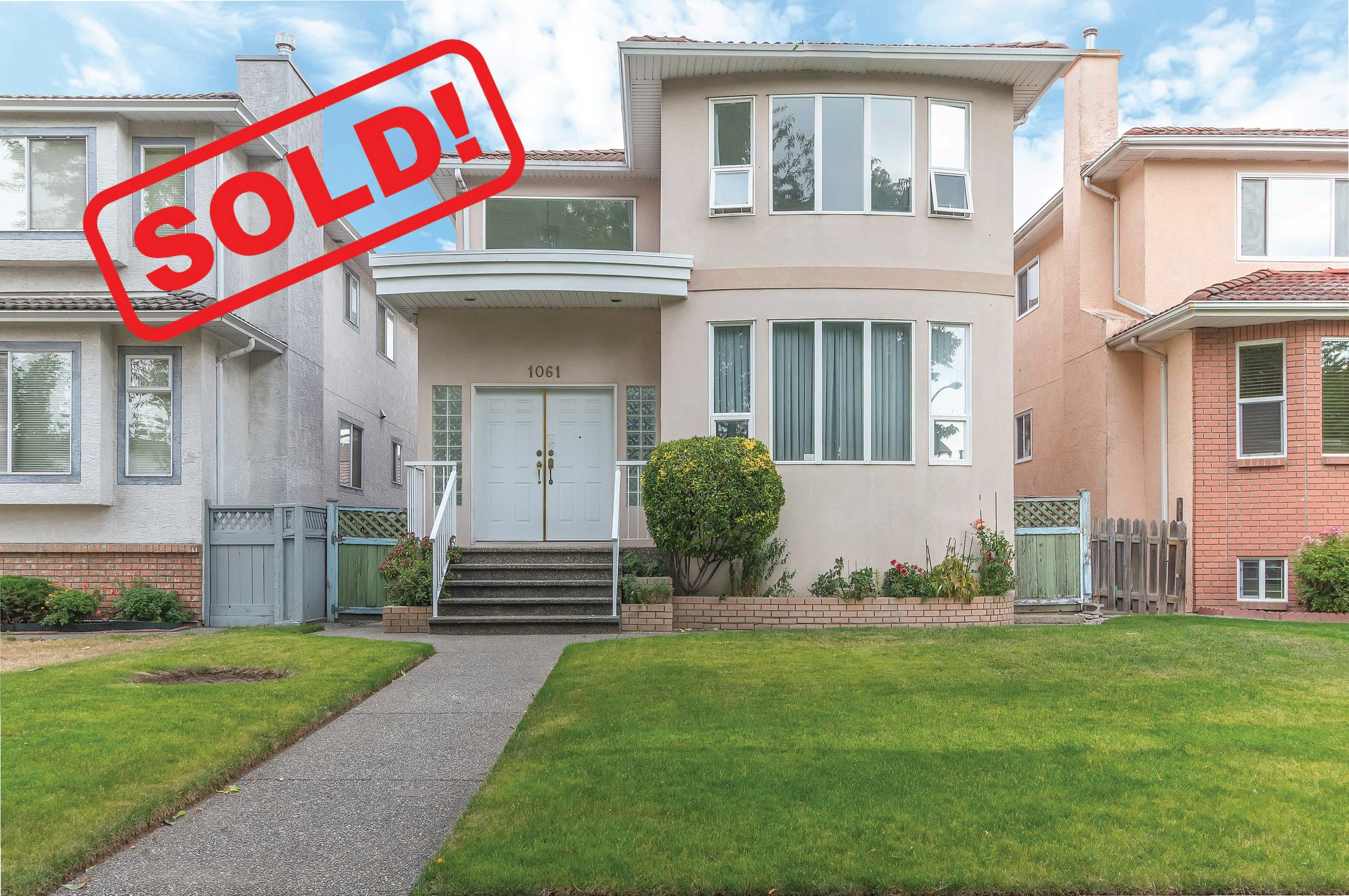 1061 EAST 51st AVENUE     SOLD FOR: $1,715,000  6 BED | 4 BATH | 2,625 SF