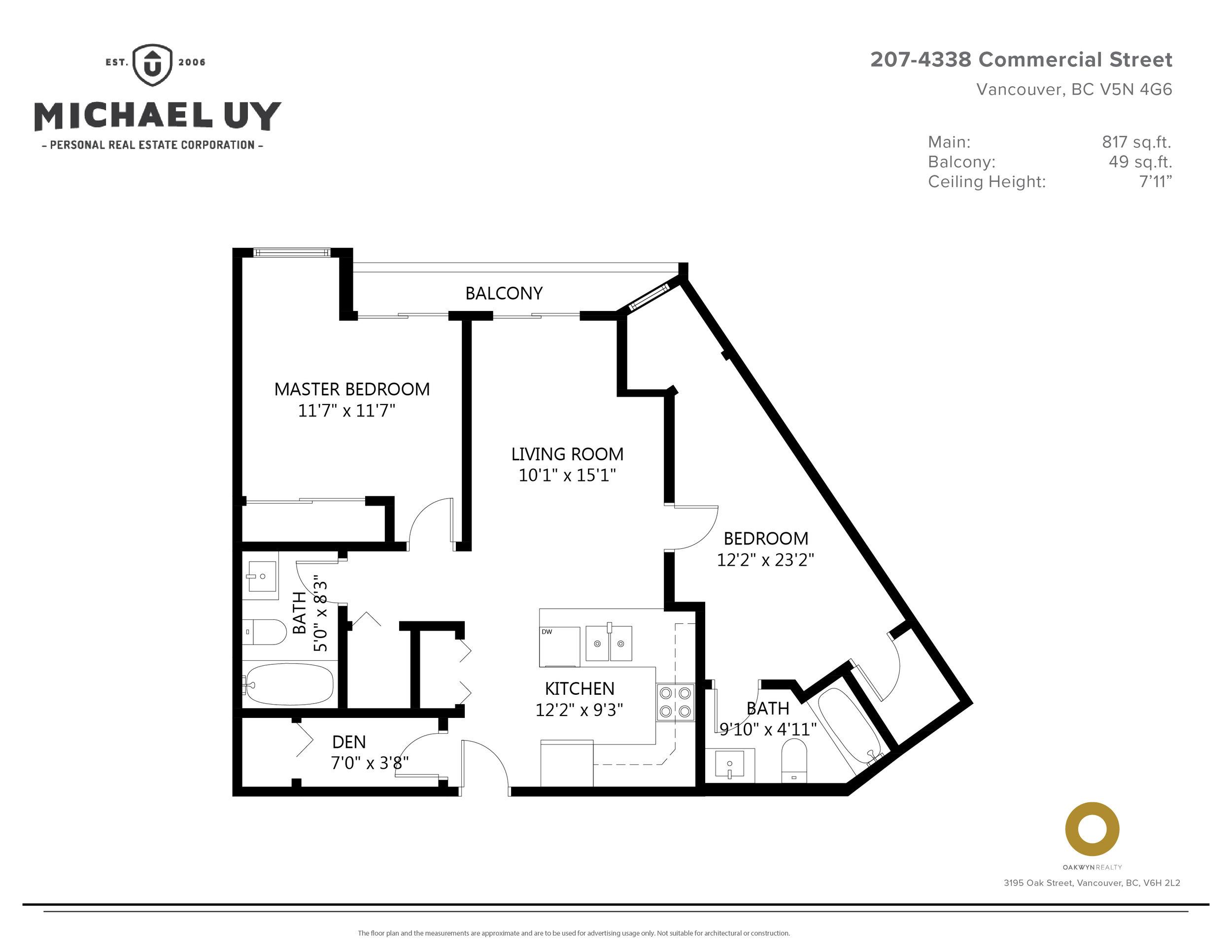207-4338 Commercial St. - Branded Floor Plan .jpg
