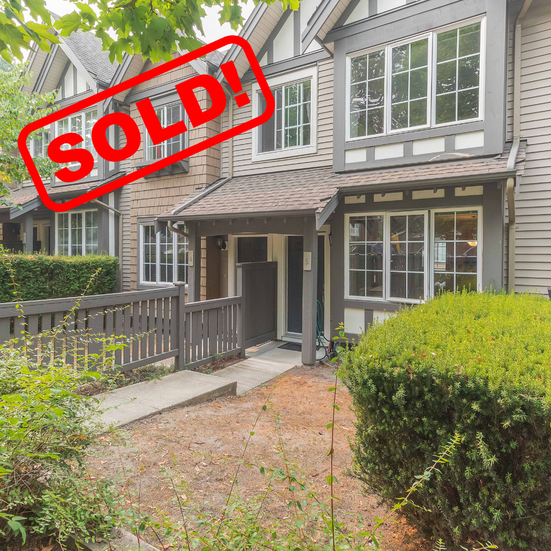 5-8533 CUMBERLAND PLACE SOLD FOR:  $820,000   4 BED | 4 BATH | 1,543 SF