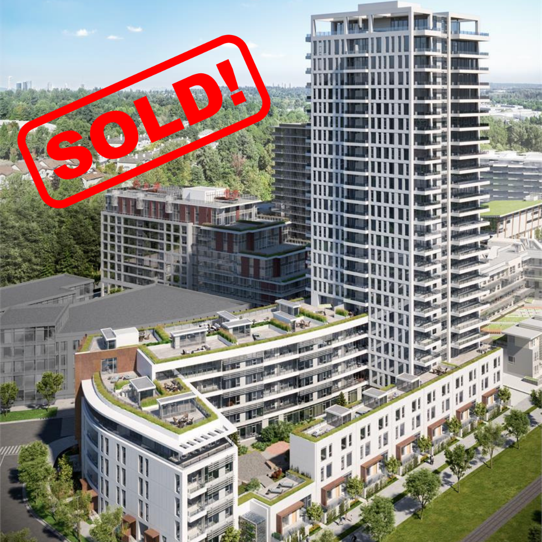 1006-3438 SAWMILL CRESCENT SOLD FOR:  $815,900   2 BED | 2 BATH | 850 SF