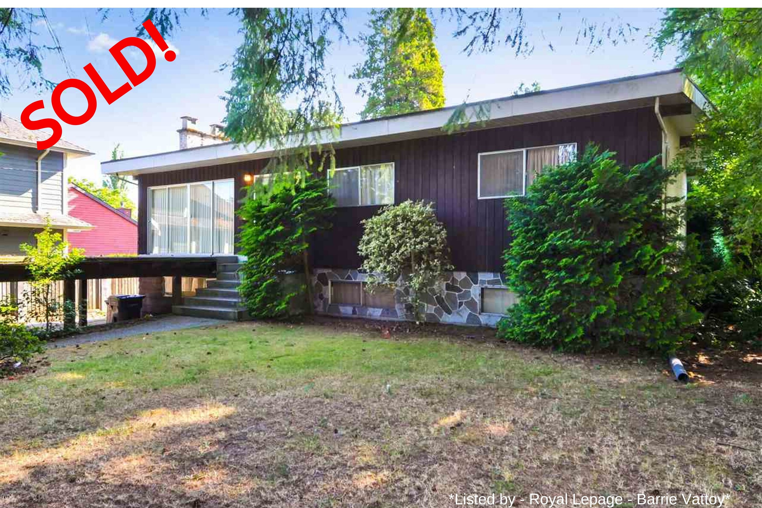 953 LILLIAN STREET SOLD FOR:  $1,300,000   3 BED | 1 BATH | 2366 SQ FT
