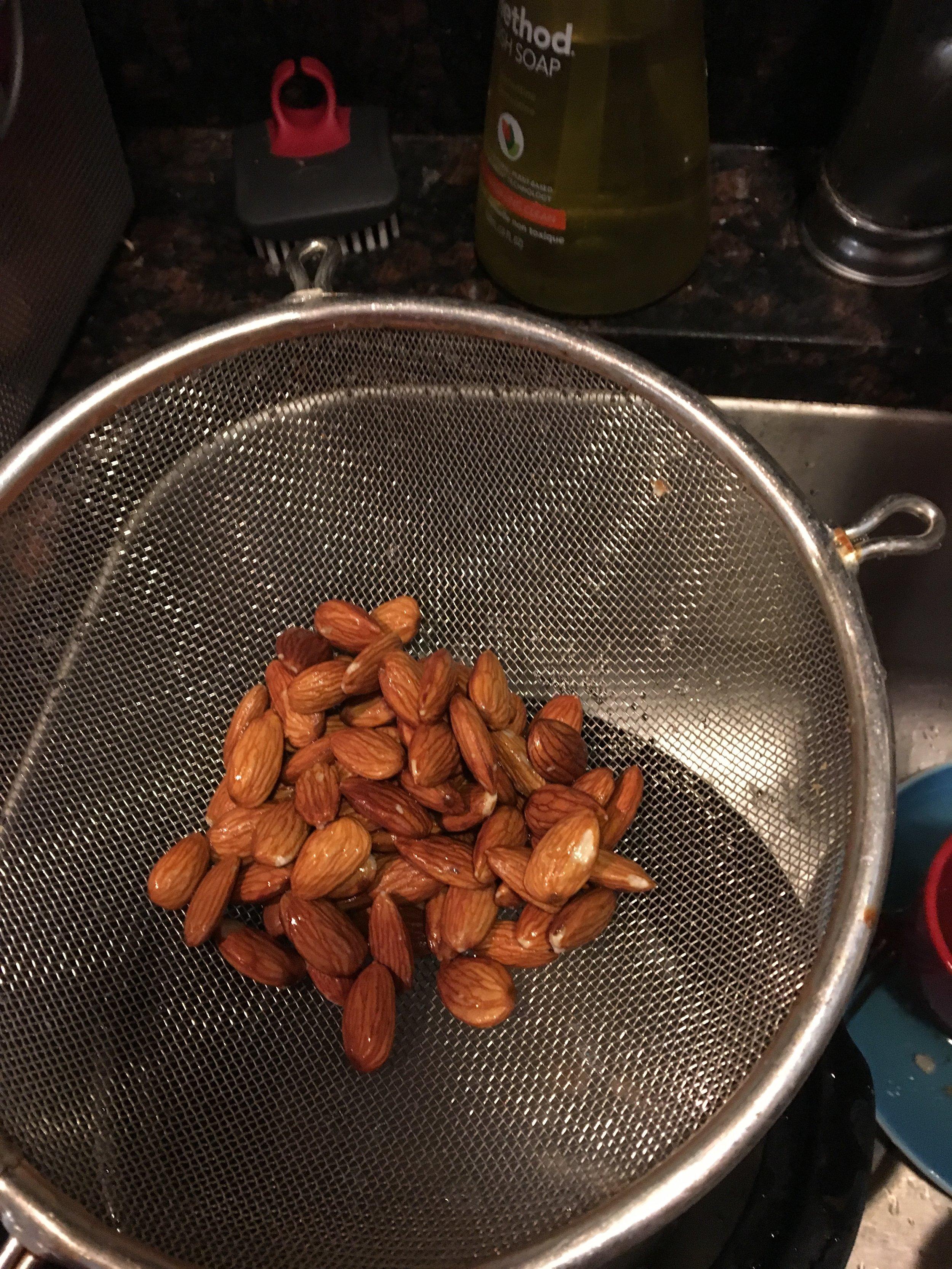 Basket o nuts