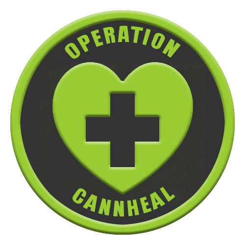 Operation CannHeal Wellness Award