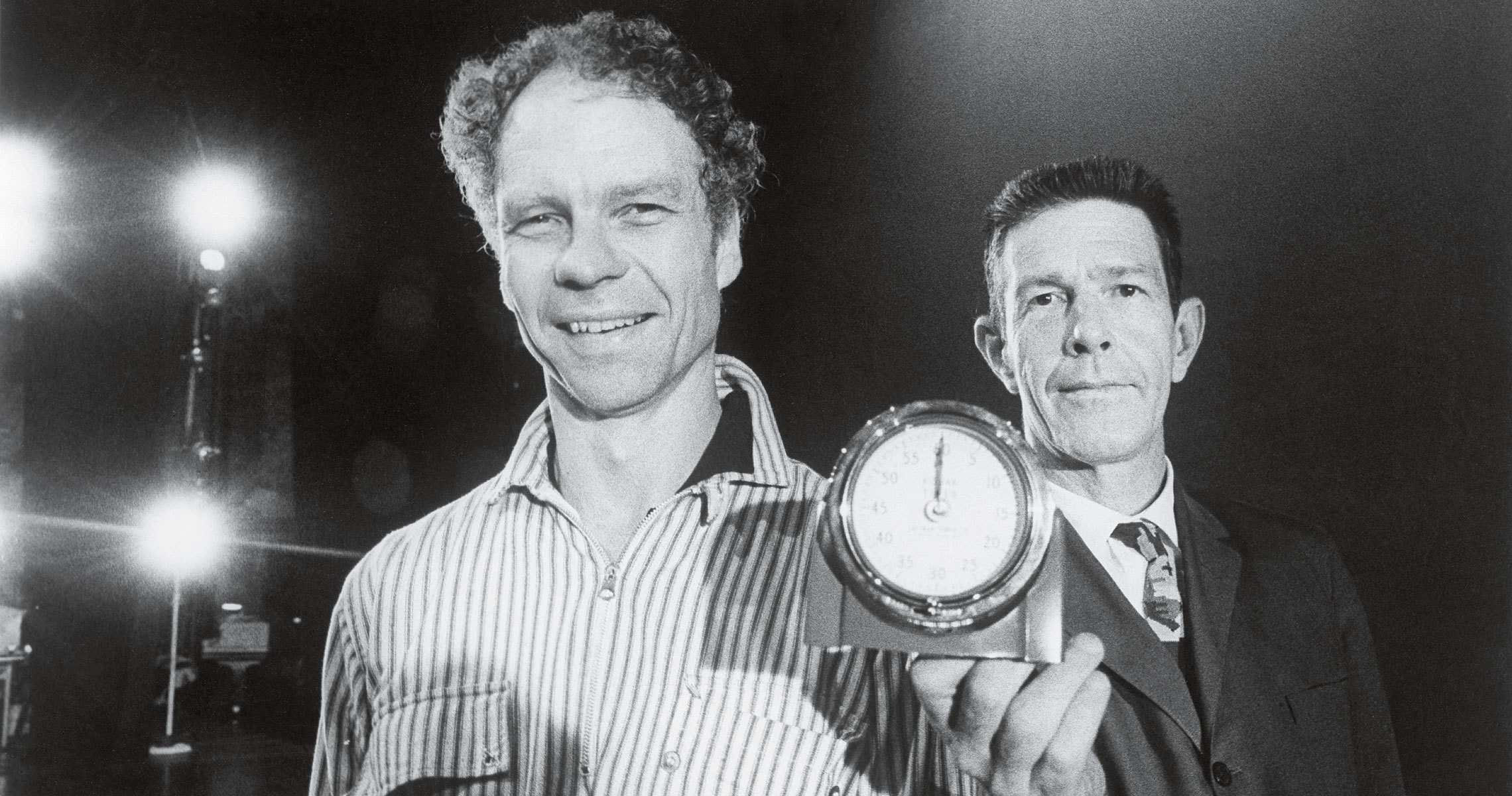 Merce Cunningham & FCPA co-founder John Cage c. 1968 Jack Mitchell