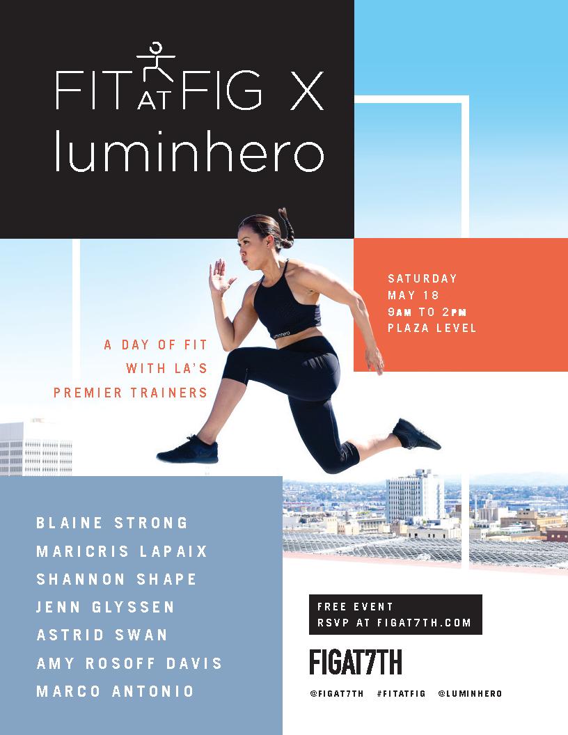 FITatFIG X luminhero - May 19, 2019