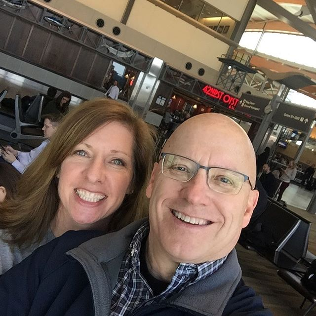 We're excited to go to Colorado Springs to see our granddaughter Emerson!!! Oh yeah, and all the adults in her life. Dana, Patrick, Lee, Britta, Joan and Joey...we can't wait to be there. Love you all!