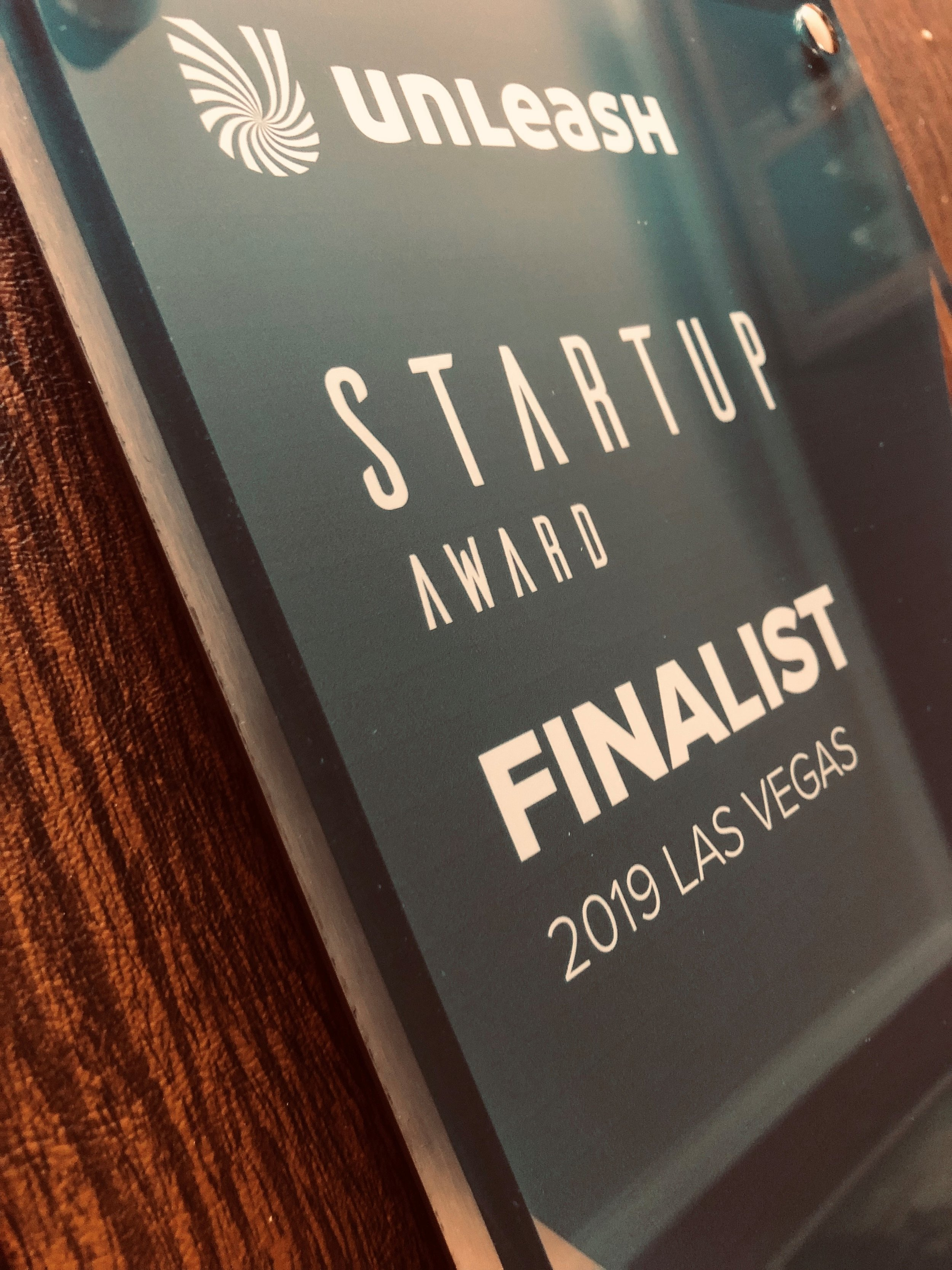 FINALIST AWARD - We are glad to announce our Startup Finalist award. We would also like to thank everyone who came to our booth and learned more about MeaningBot. Stay tuned if you entered any of the raffles, the winner will be emailed May 28th, 2019.