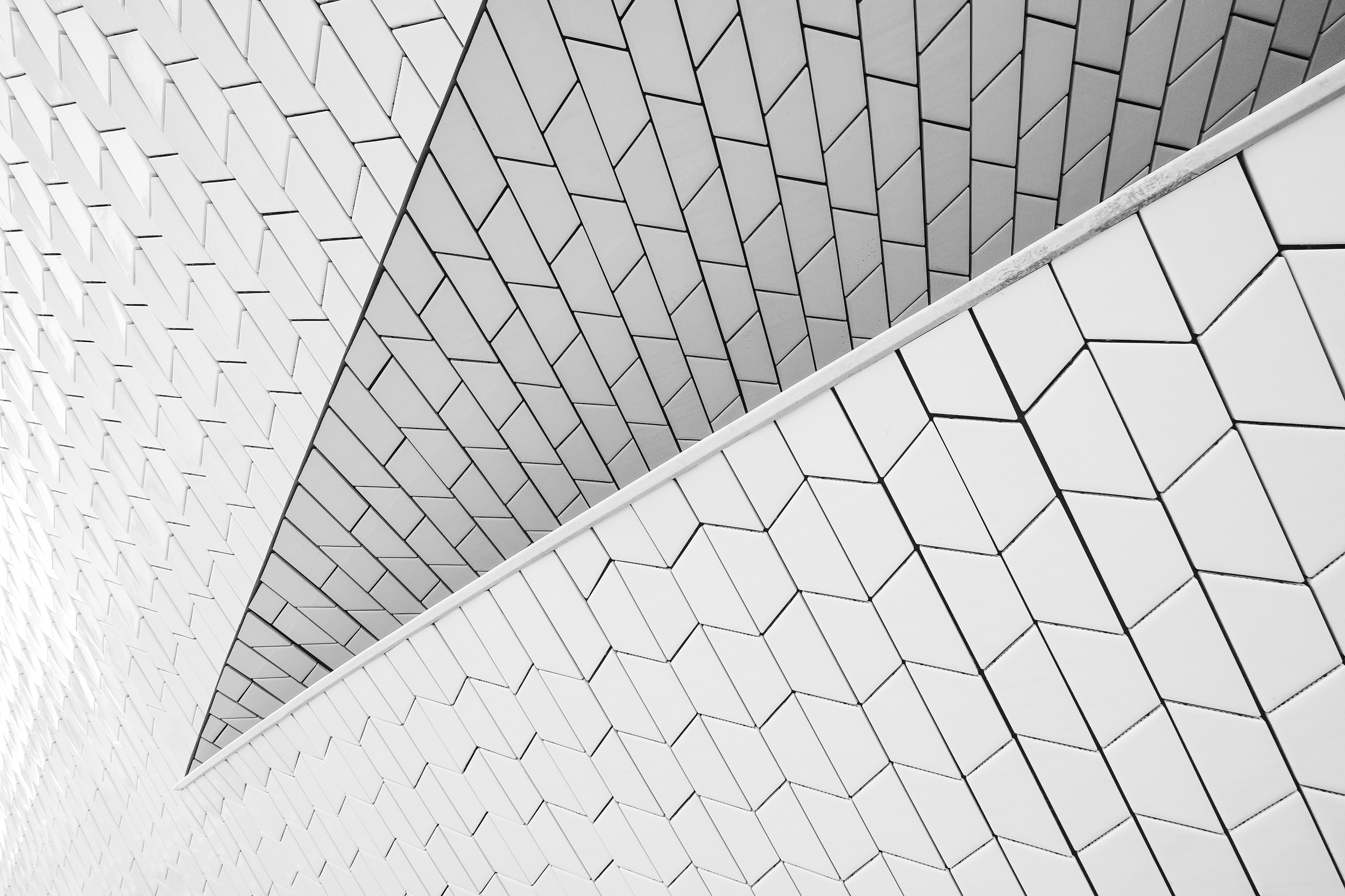 MAAT   An abstract architectural study of the beautiful forms of the new Museum of Art, Architecture and Technology (MAAT) in Lisbon