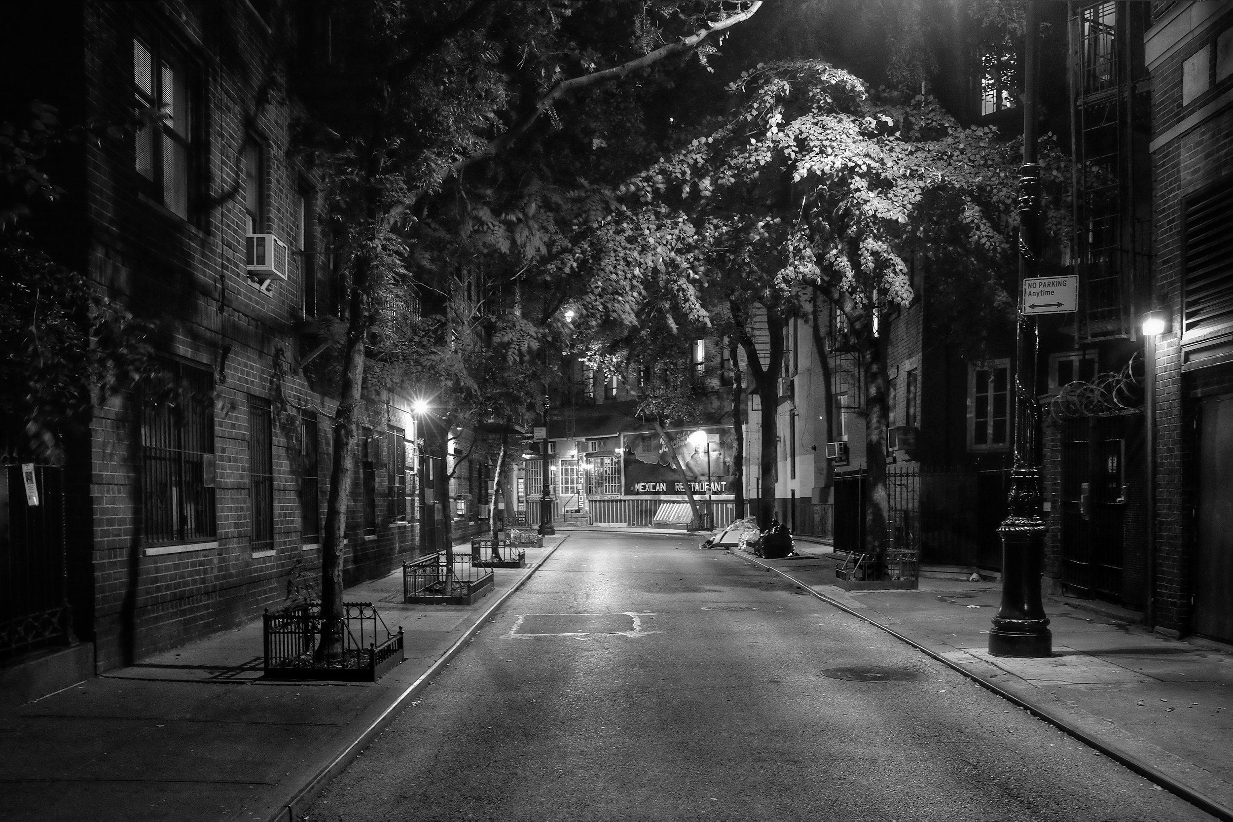 Minetta Street. Greenwich Village. New York City. 2016.