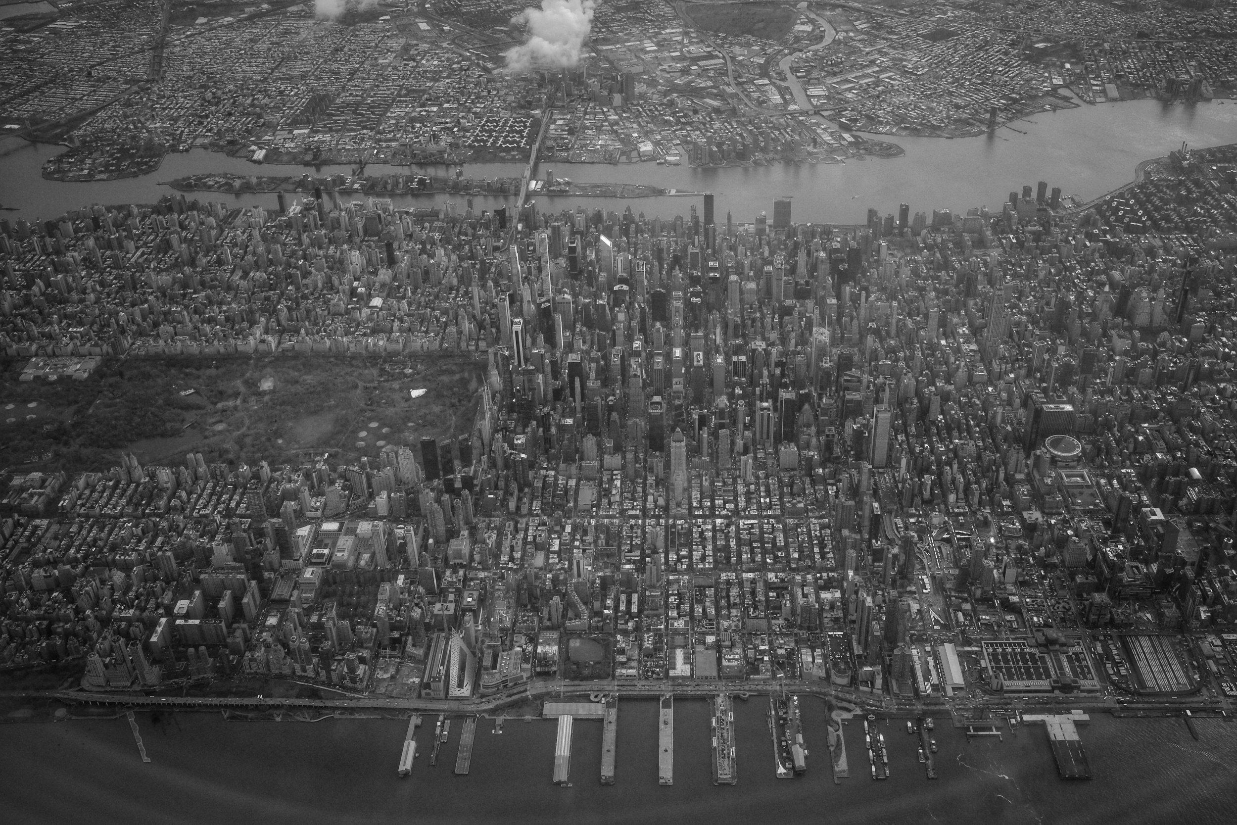 Midtown Manhattan. New York City. 2016