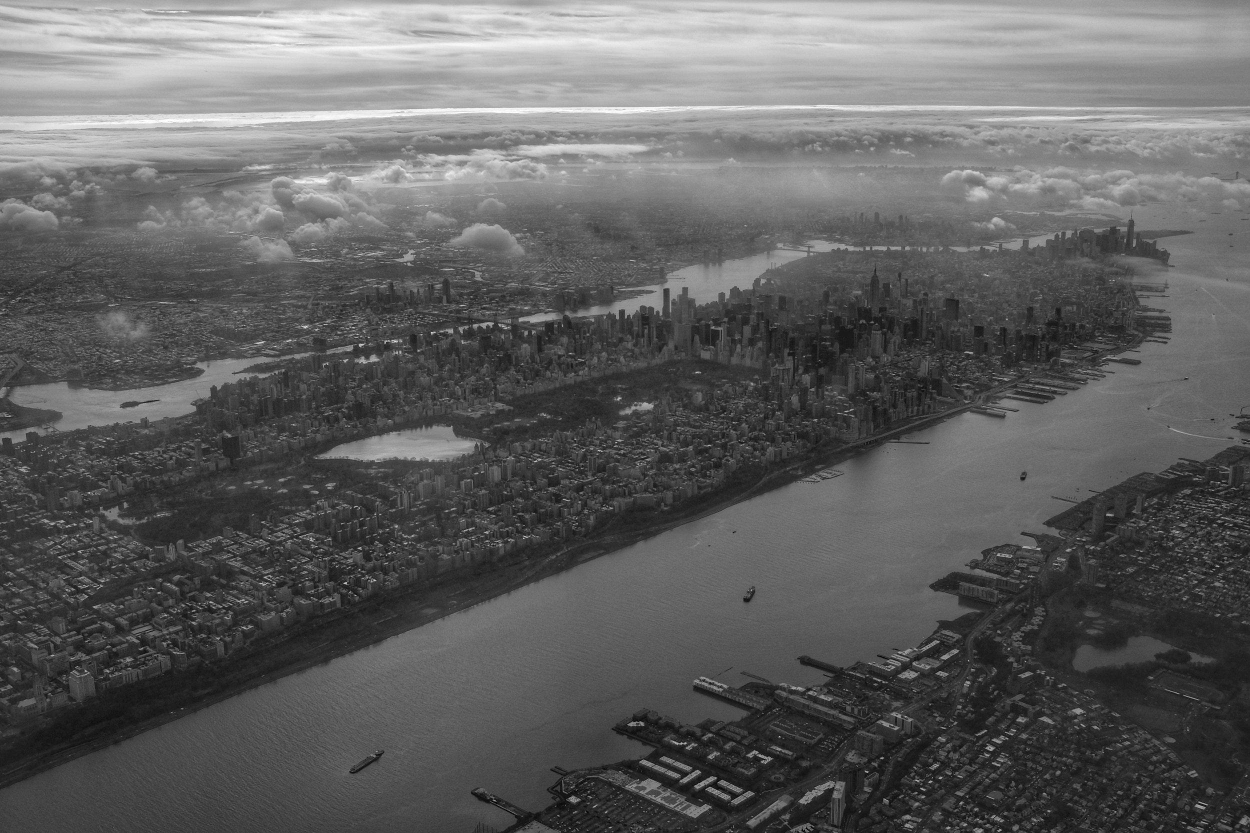 Manhattan. New York City. 2016