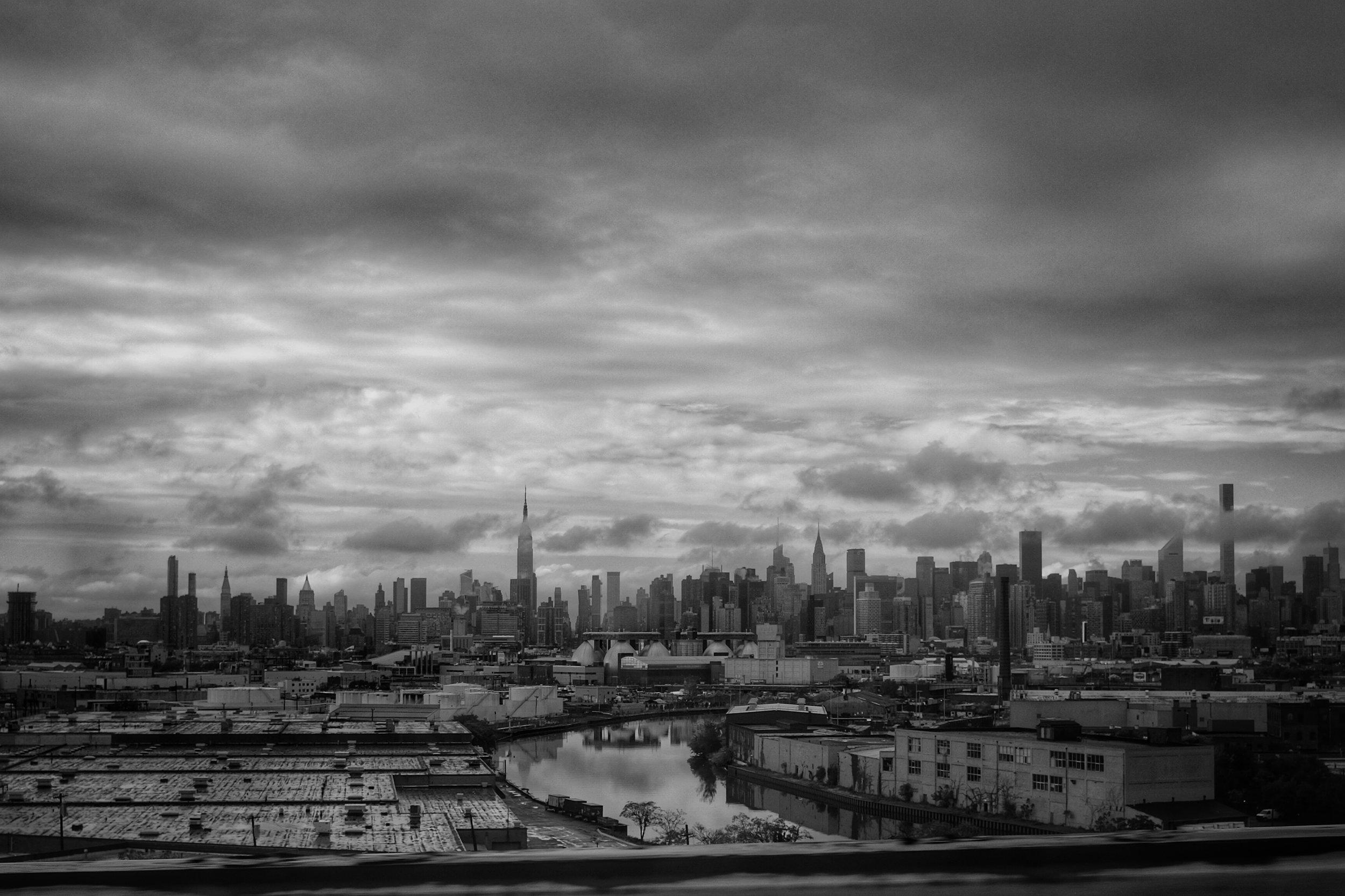 Manhattan. New York City. 2016.