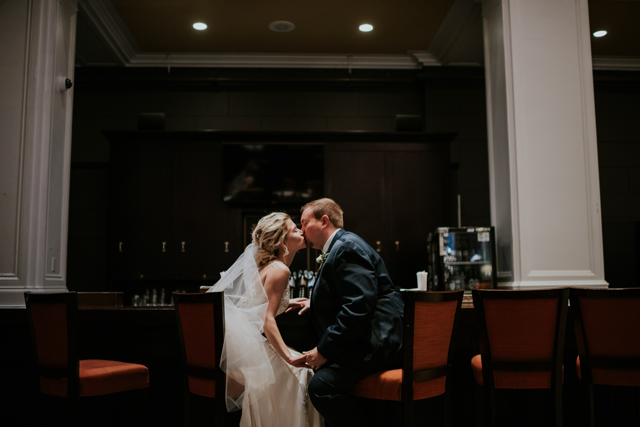 Downtown Roanoke Wedding Photographer